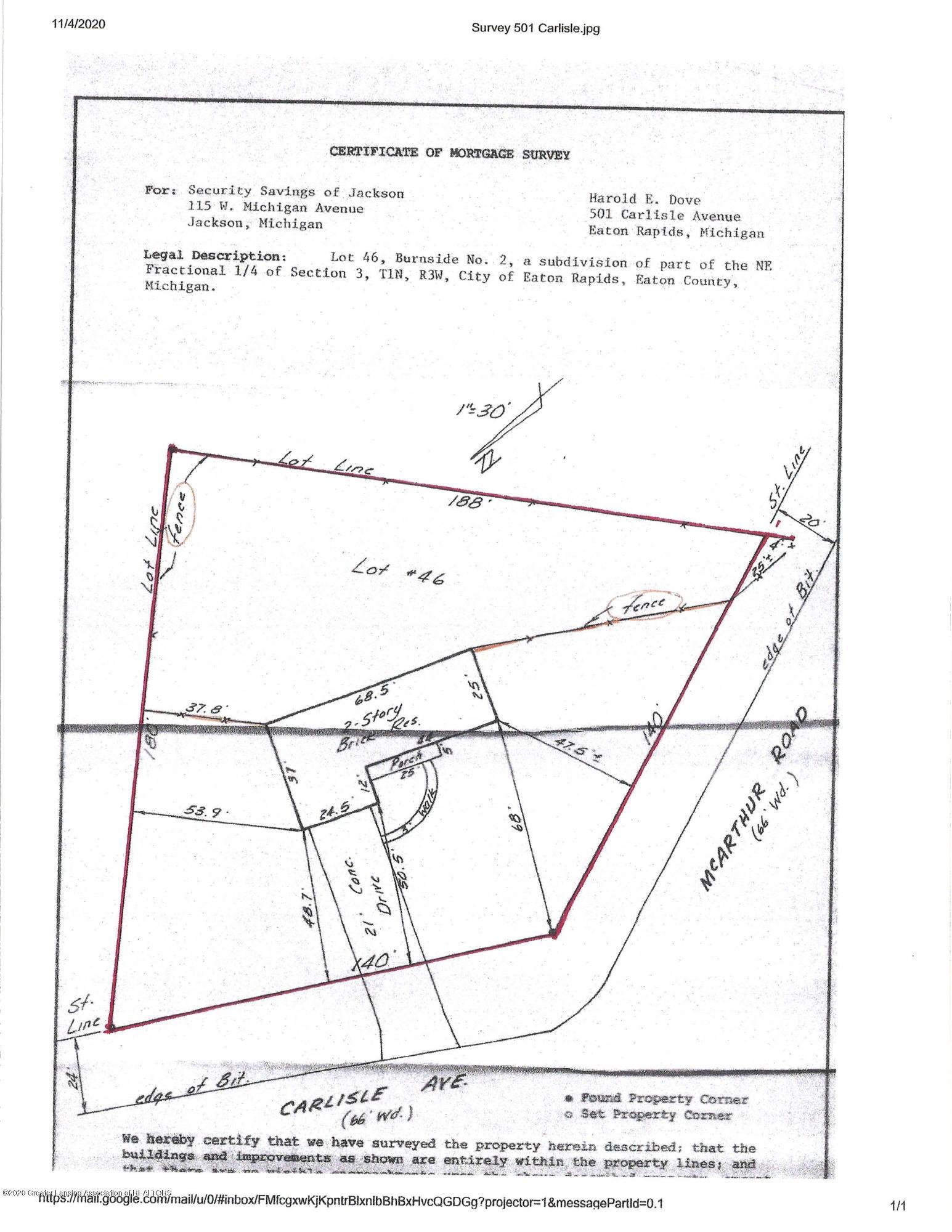 501 Carlisle St - 501 Carlisle Survey_001 - 42