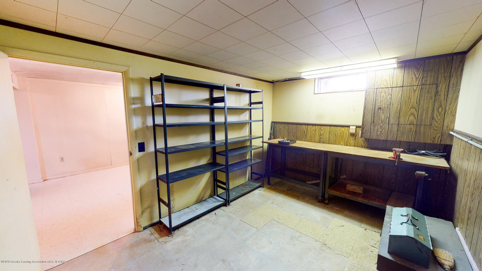 4538 Holt Rd - Basement workshop - 14