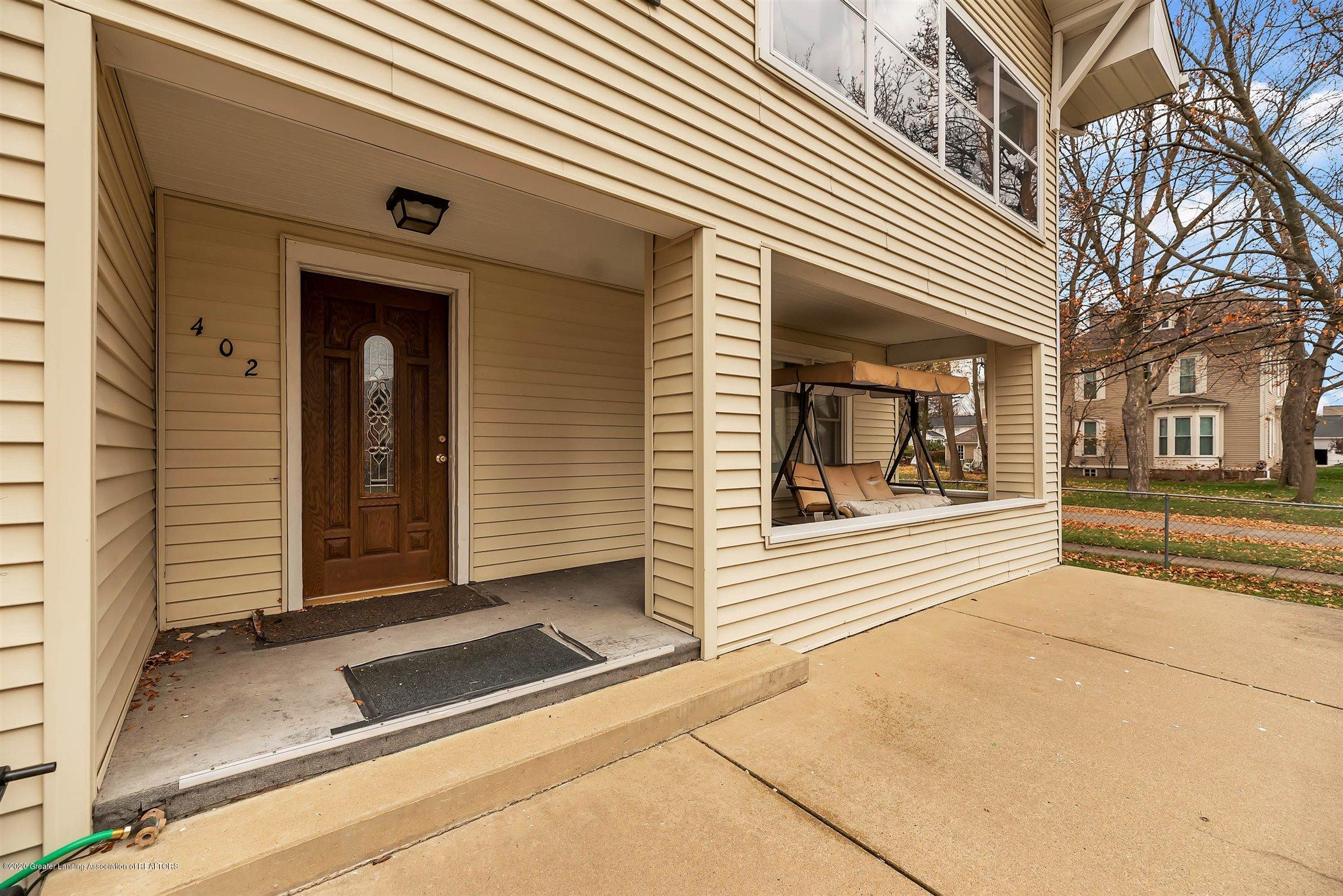 402 W Williams St - Front Porch - 9