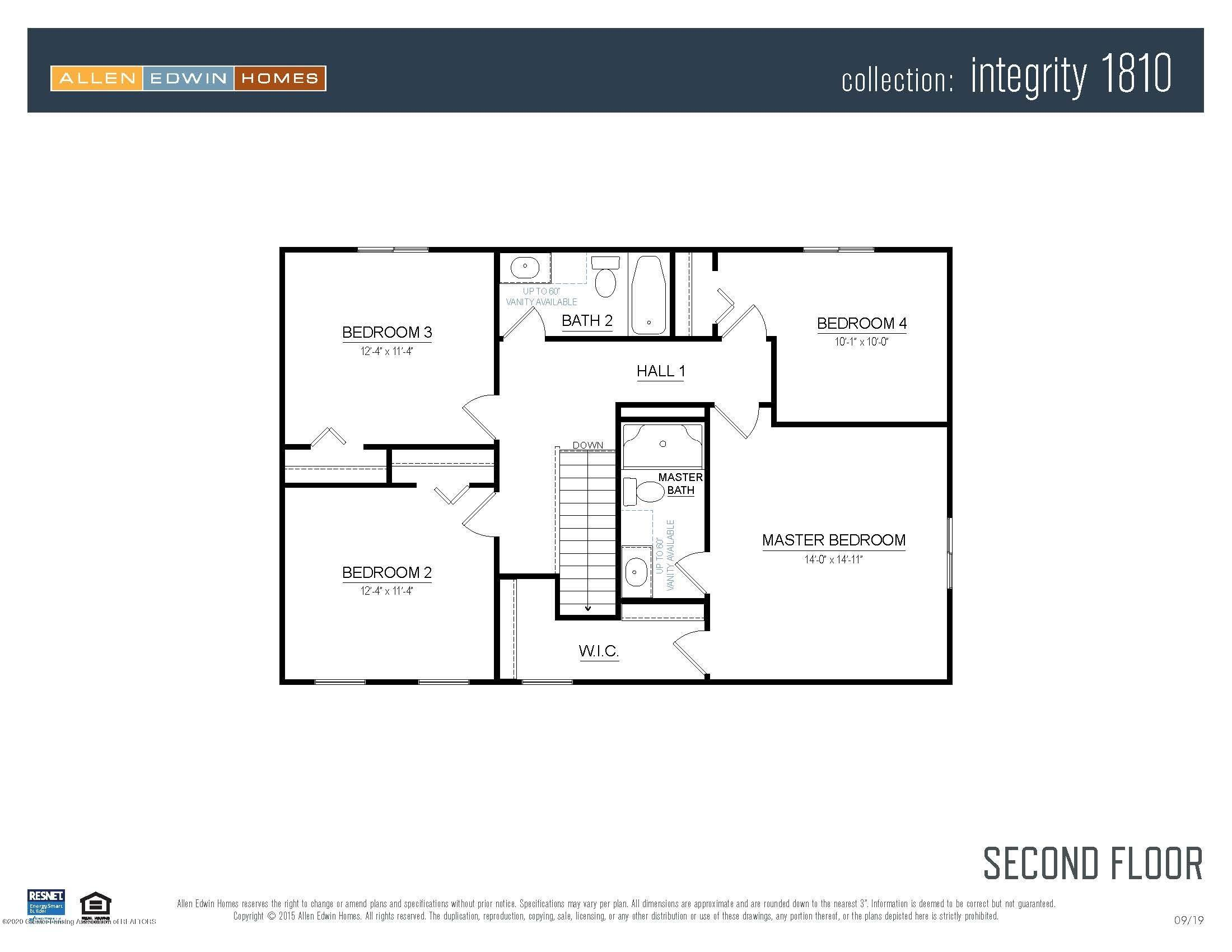 887 St Johns Chase - Integrity 1810 V8.1a Second Floor - 21