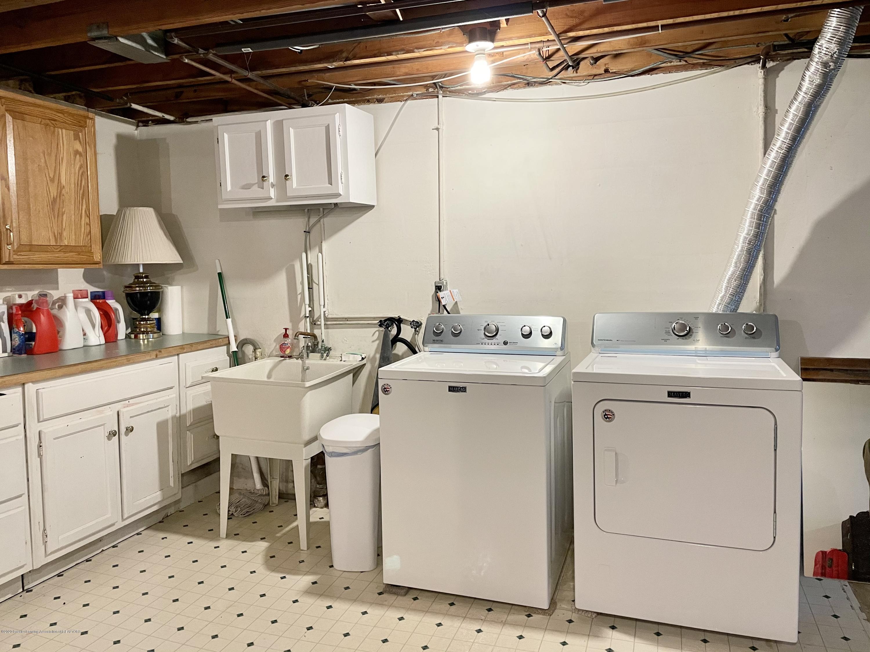 815 Darlington Ave - LL laundry area - 29