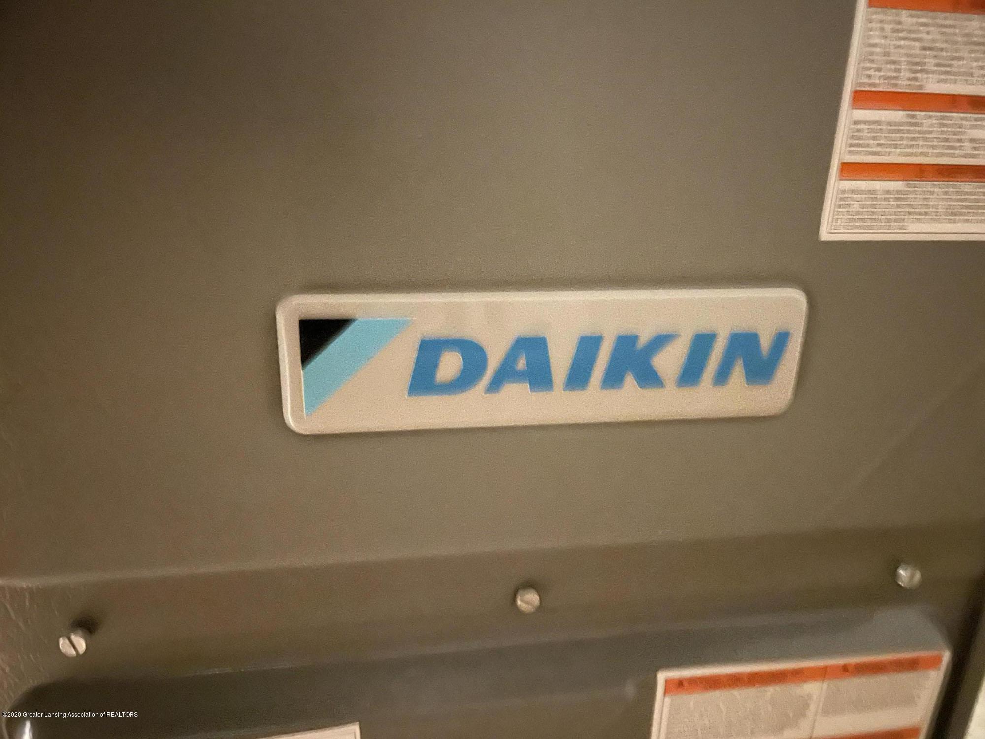 815 Darlington Ave - Daikin furnace - 42