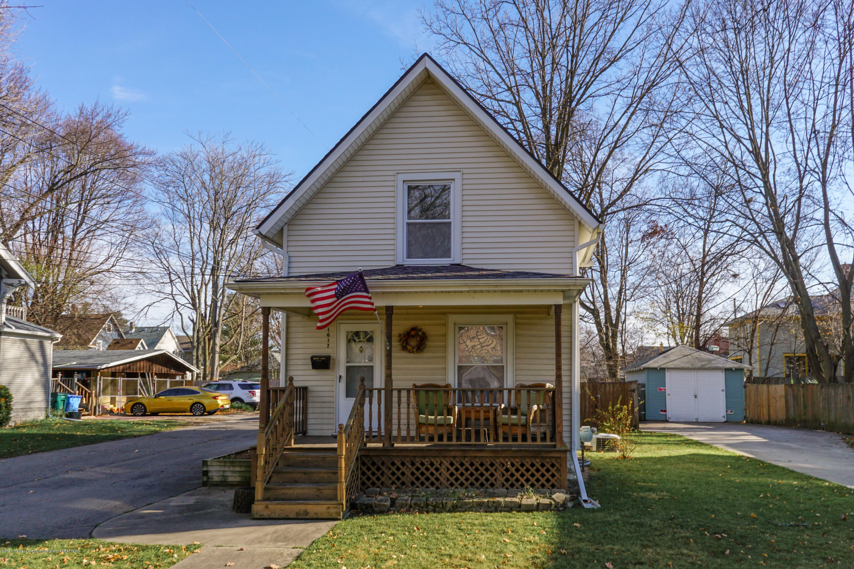 1617 Davis Ave - Front - 1