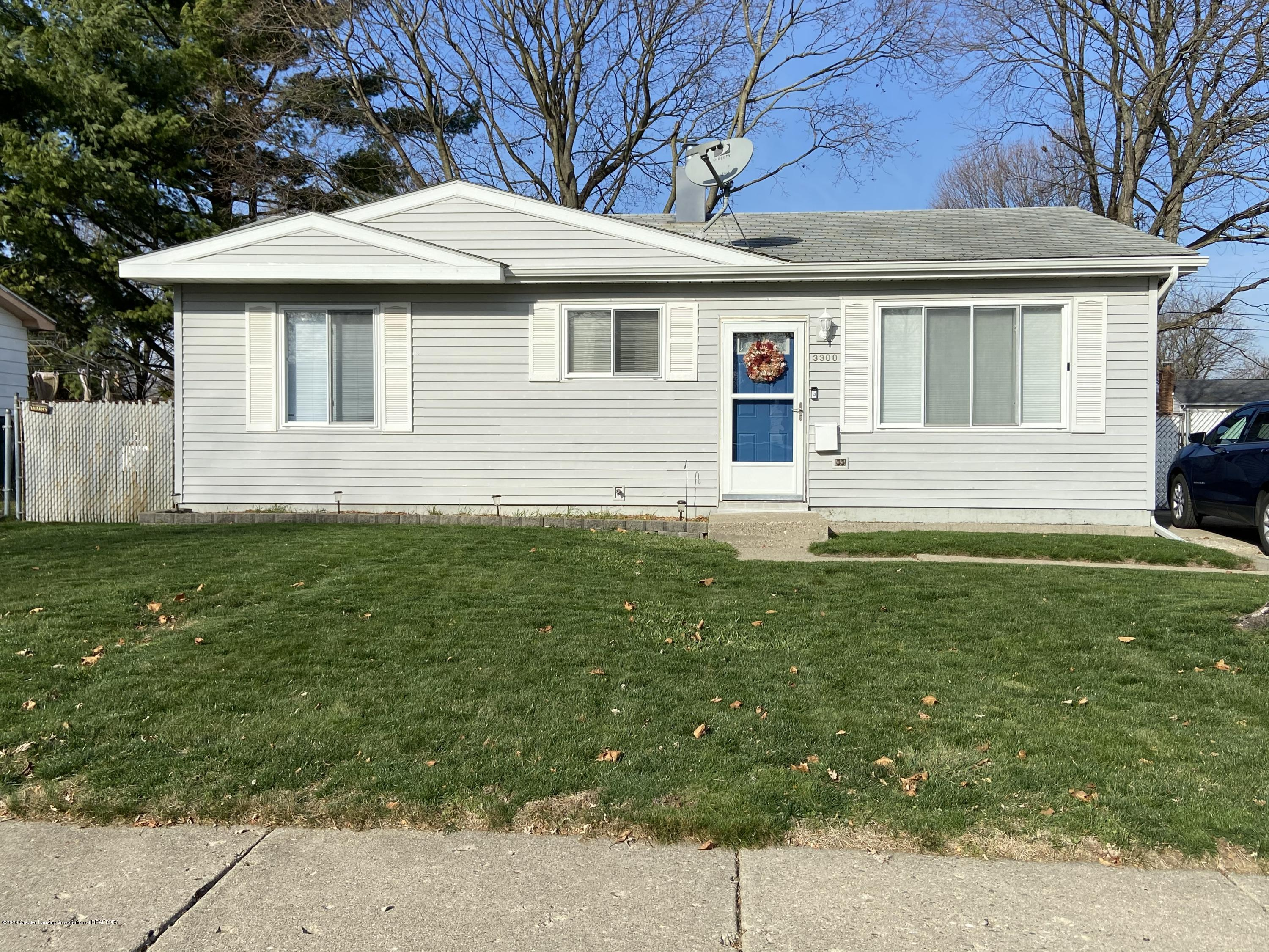 3300 Lucie St - Front - 1