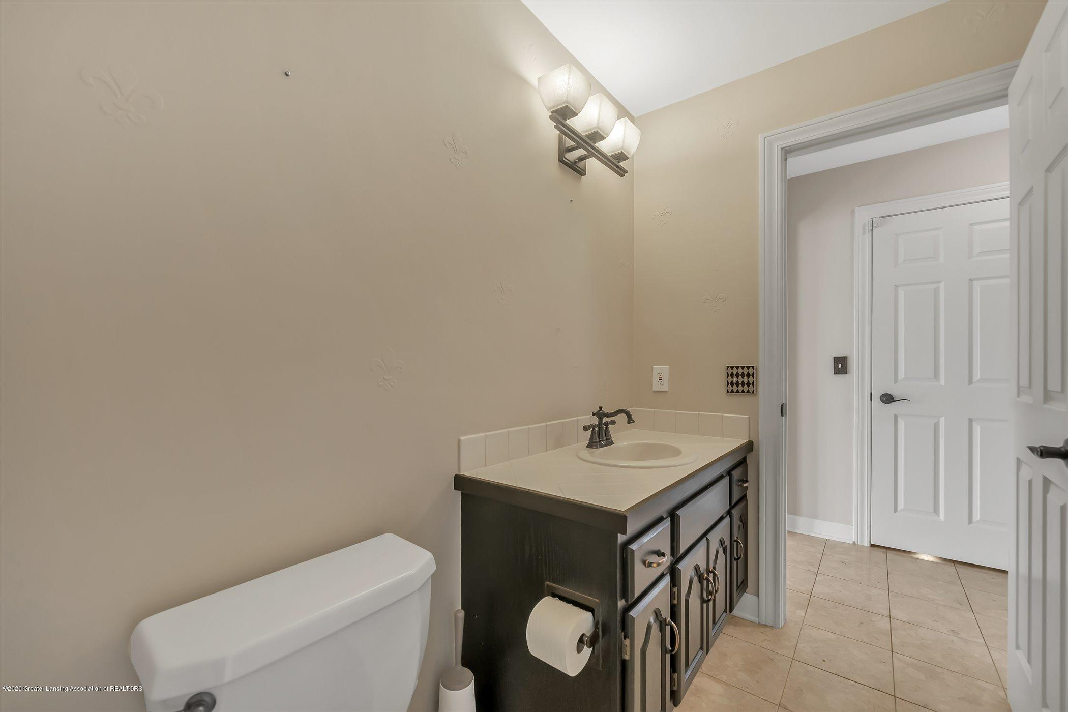 6261 Windrush Ln - (23) MAIN FLOOR Half Bath - 23