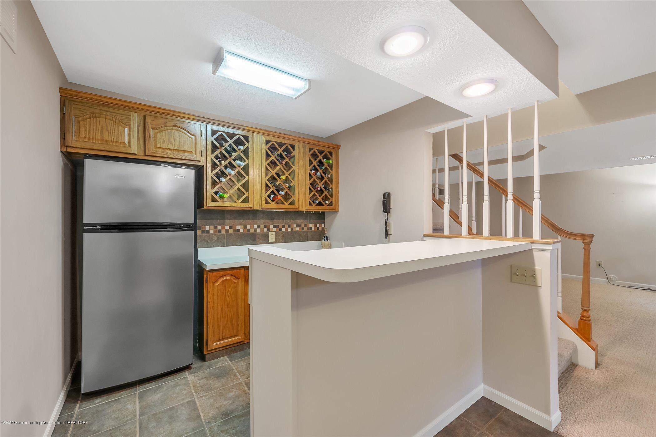 6261 Windrush Ln - (39) LOWER LEVEL Wet Bar - 39