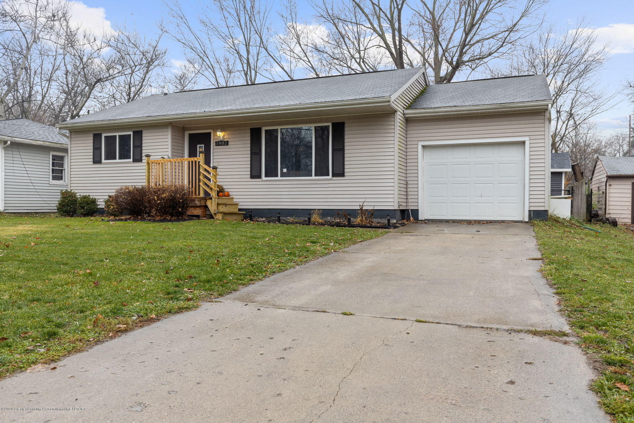 5802 Hughes Rd - Front - 1