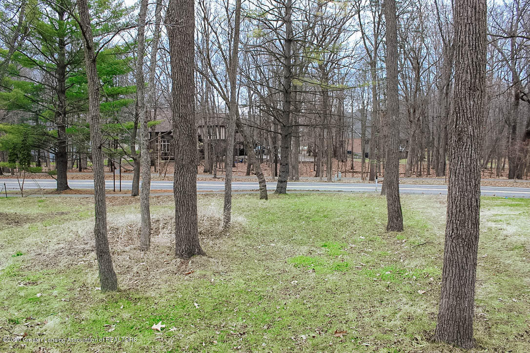 1269 Hatch Rd - lot looking south - 8