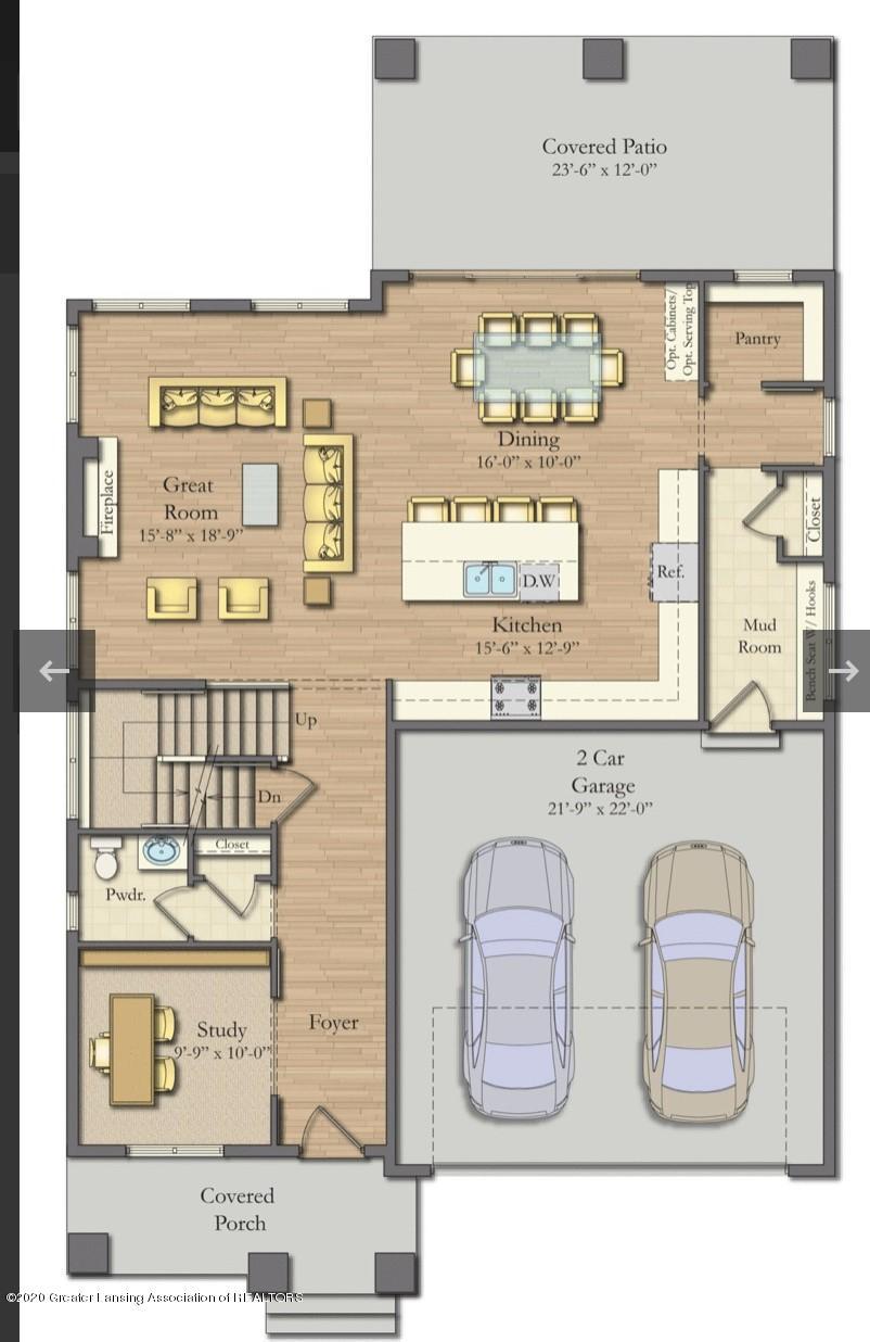 1269 Hatch Rd - floor plan main floor - 12