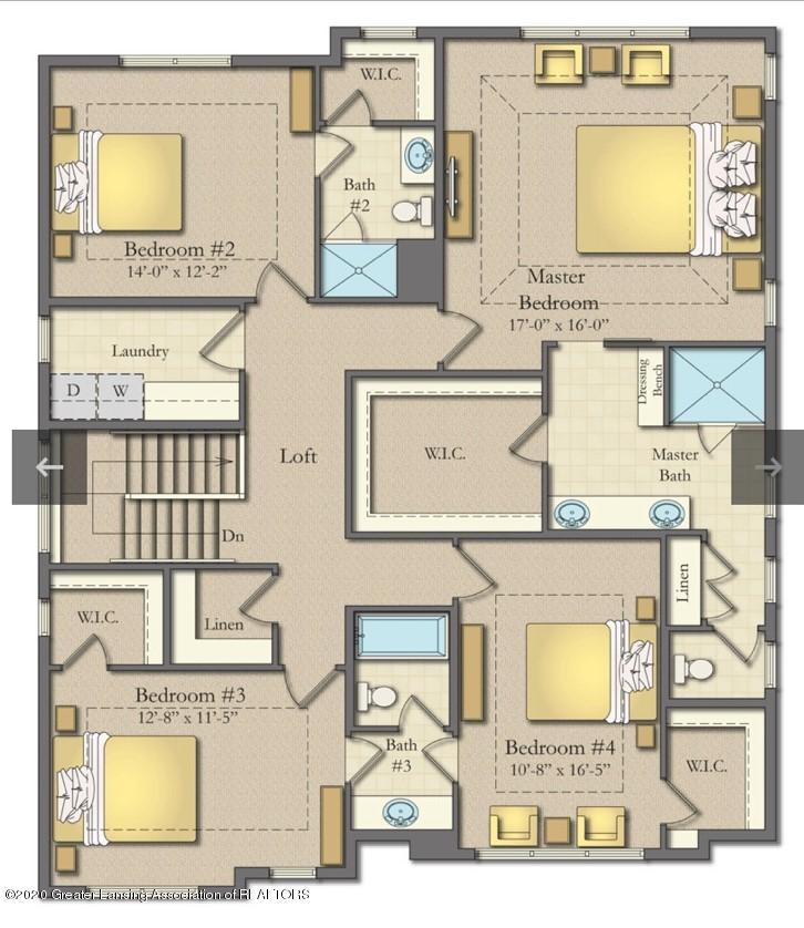 1269 Hatch Rd - floor plan 2nd fl - 13