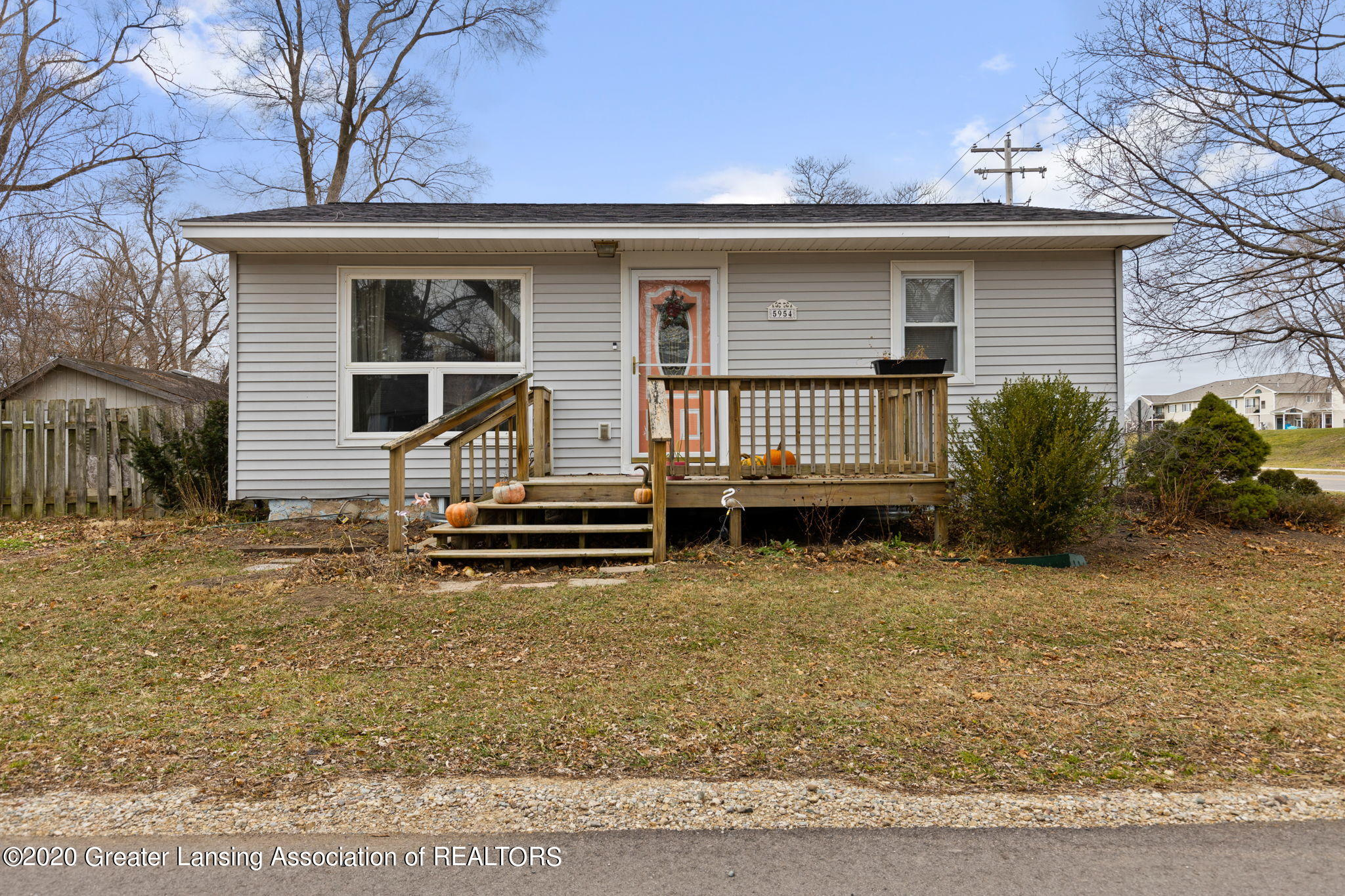 5954 Park Lake Rd - Front - 1