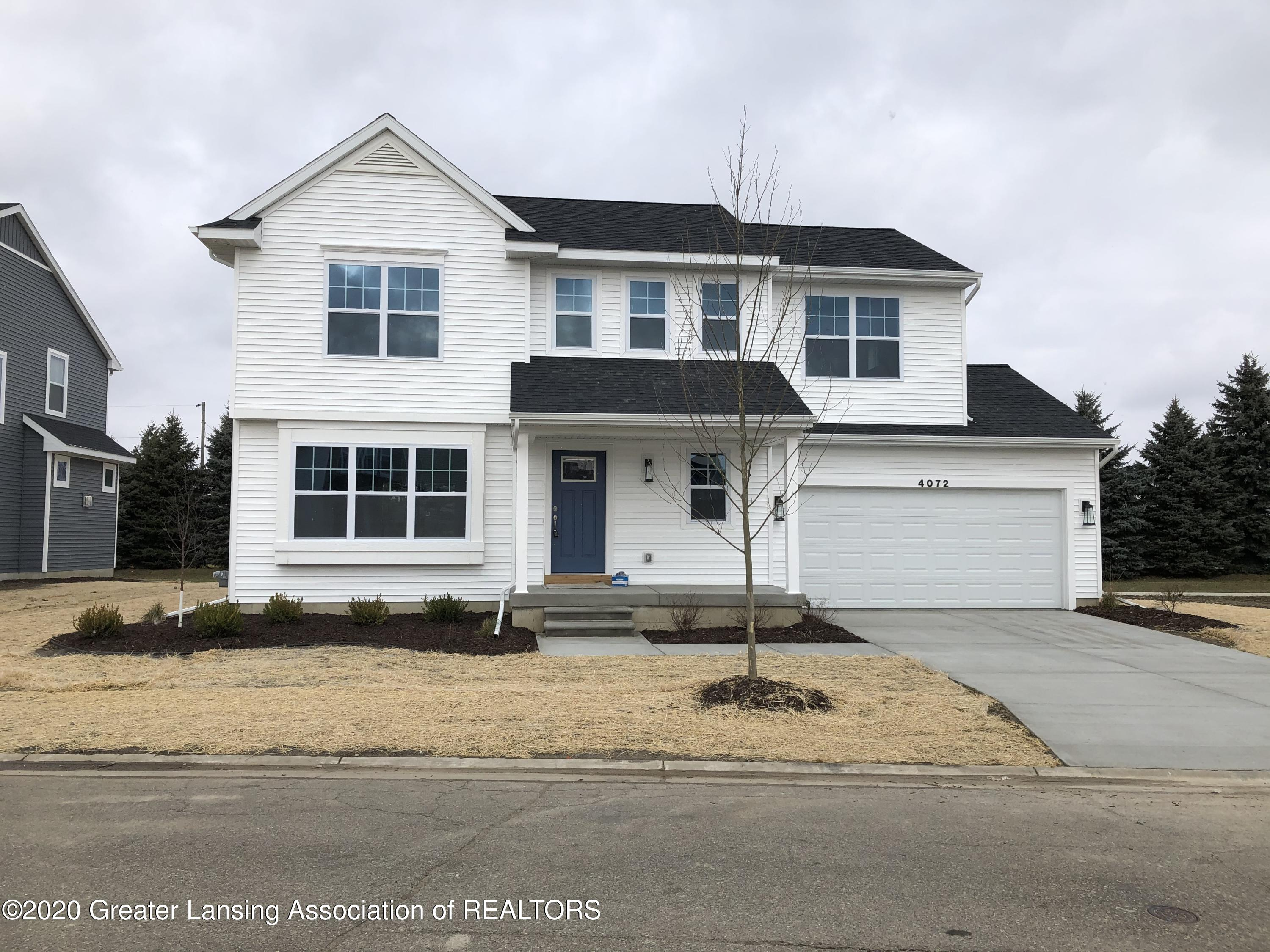 4072 Palomino Dr - Front Elevation - 1