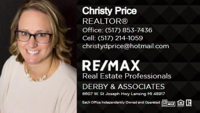 Christy D Price agent image