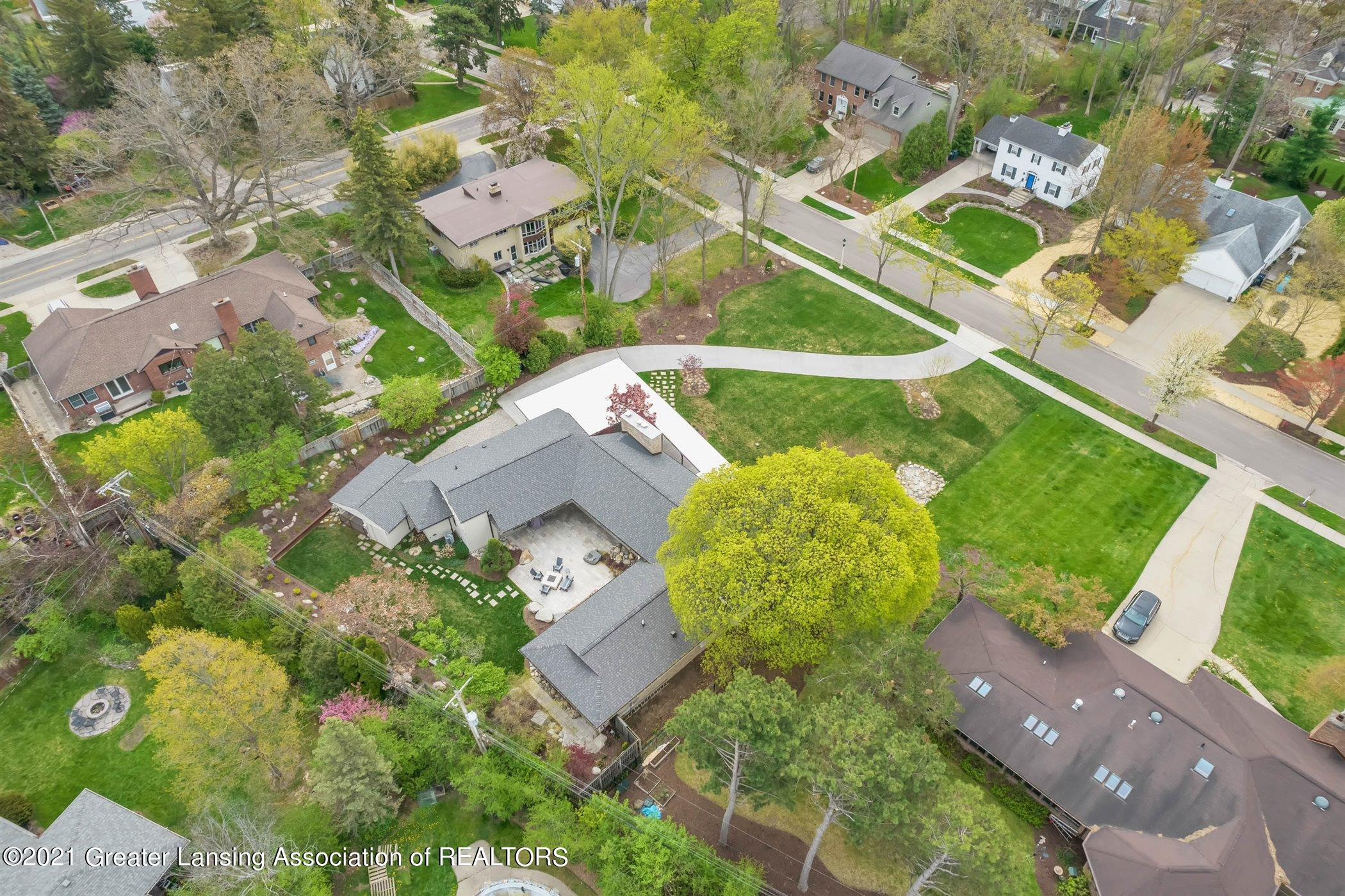 820 Southlawn Ave - EXTERIOR Aerial - 50