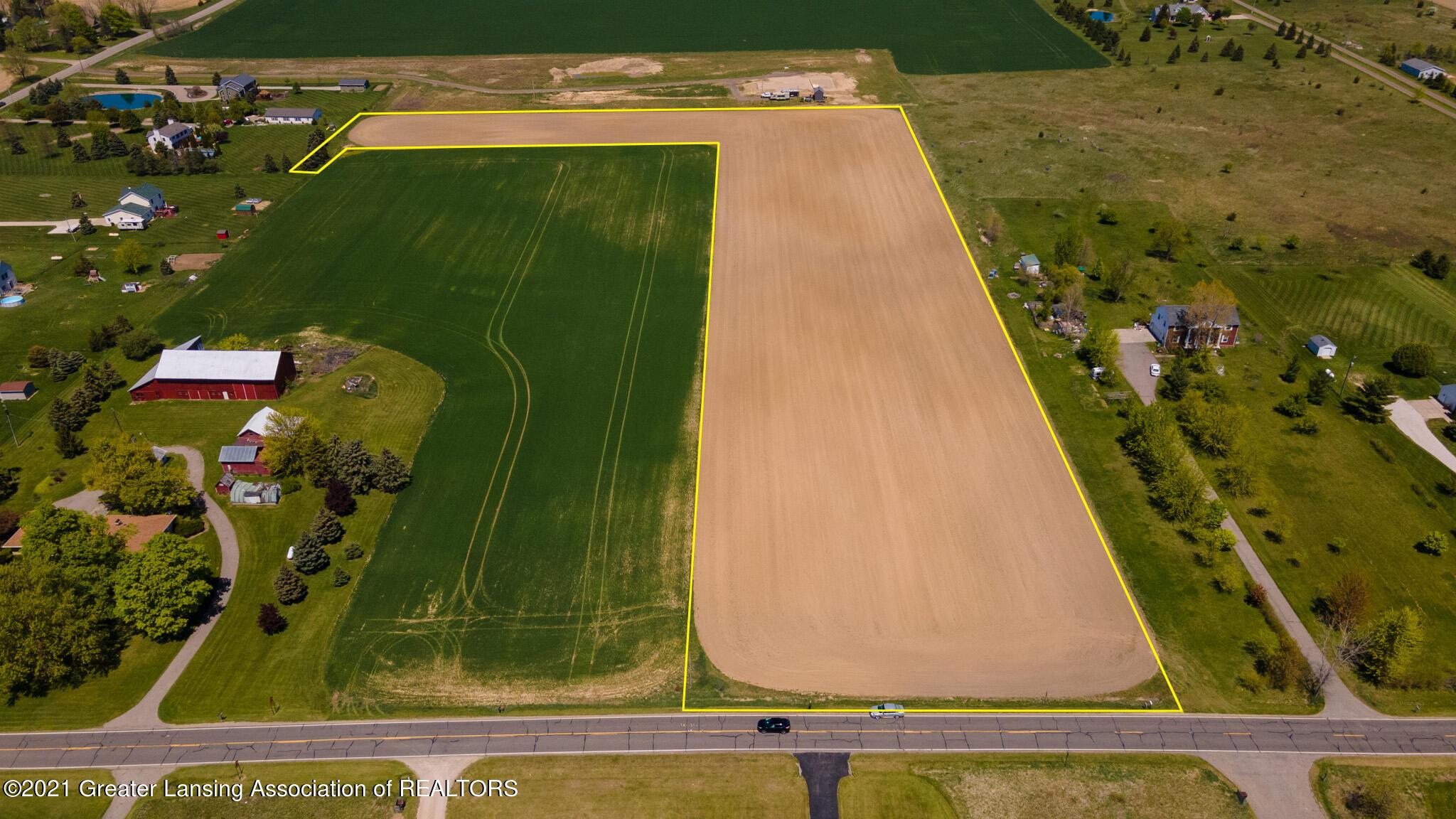 6820 W Howe Rd - Aerial - 1