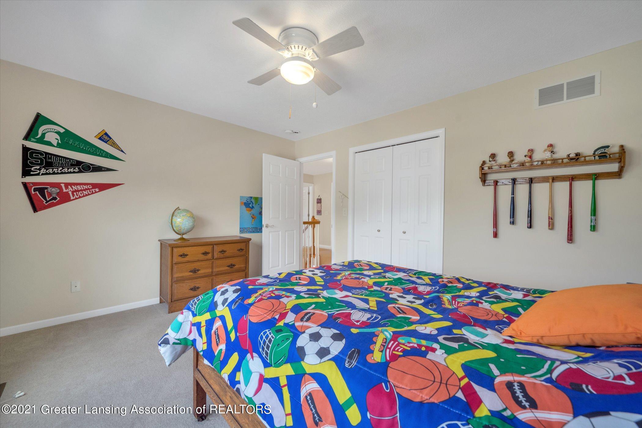 6542 White Clover Dr - UPPER FLOOR Bedroom 2 - 23