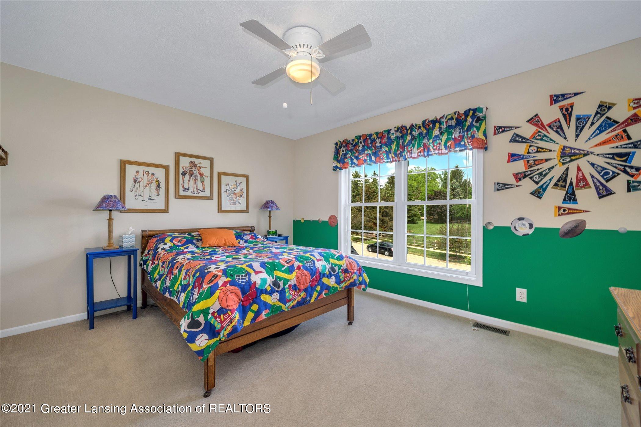 6542 White Clover Dr - UPPER FLOOR Bedroom 2 - 24
