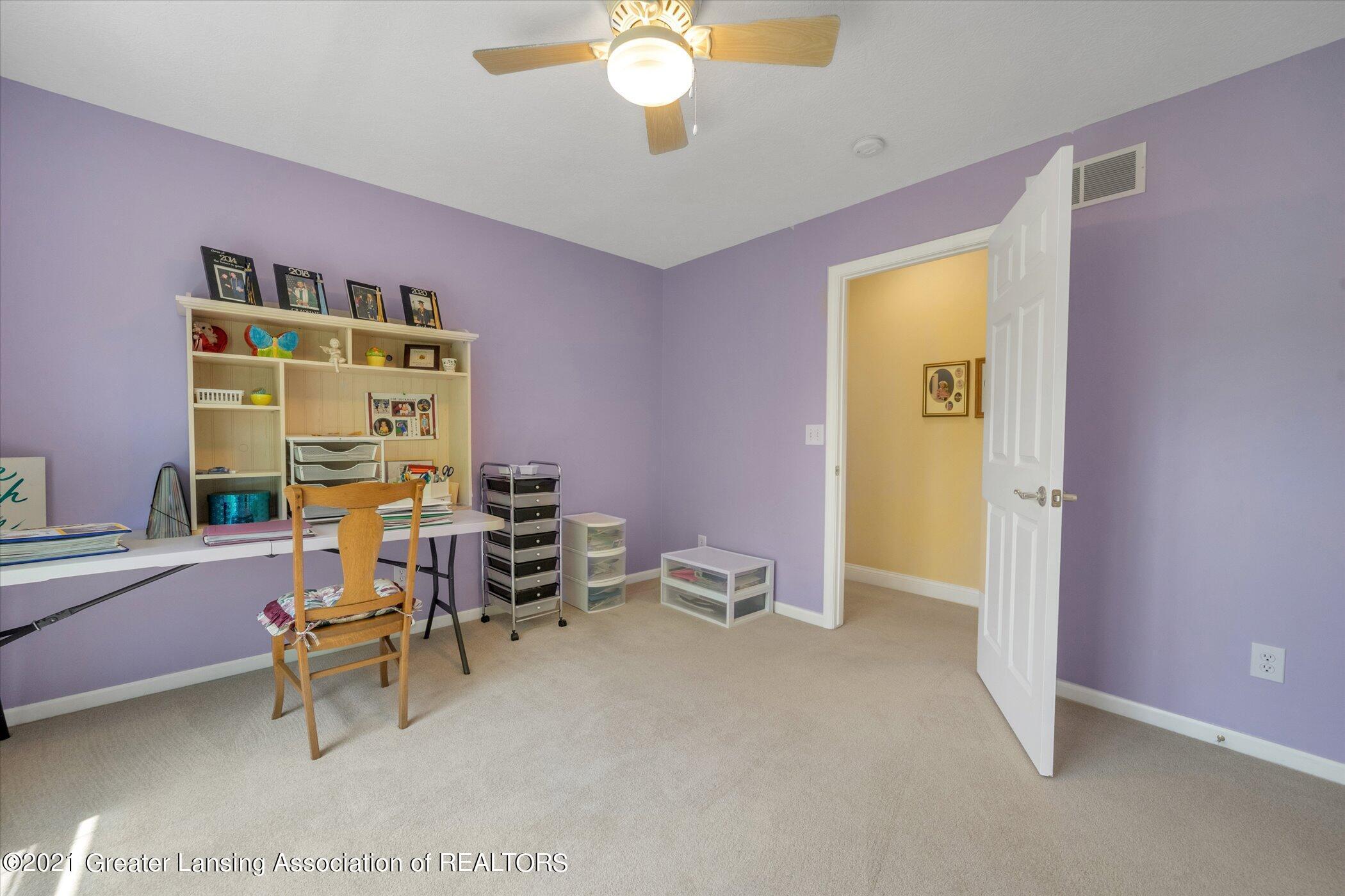 6542 White Clover Dr - UPPER LEVEL Bedroom 3 - 25