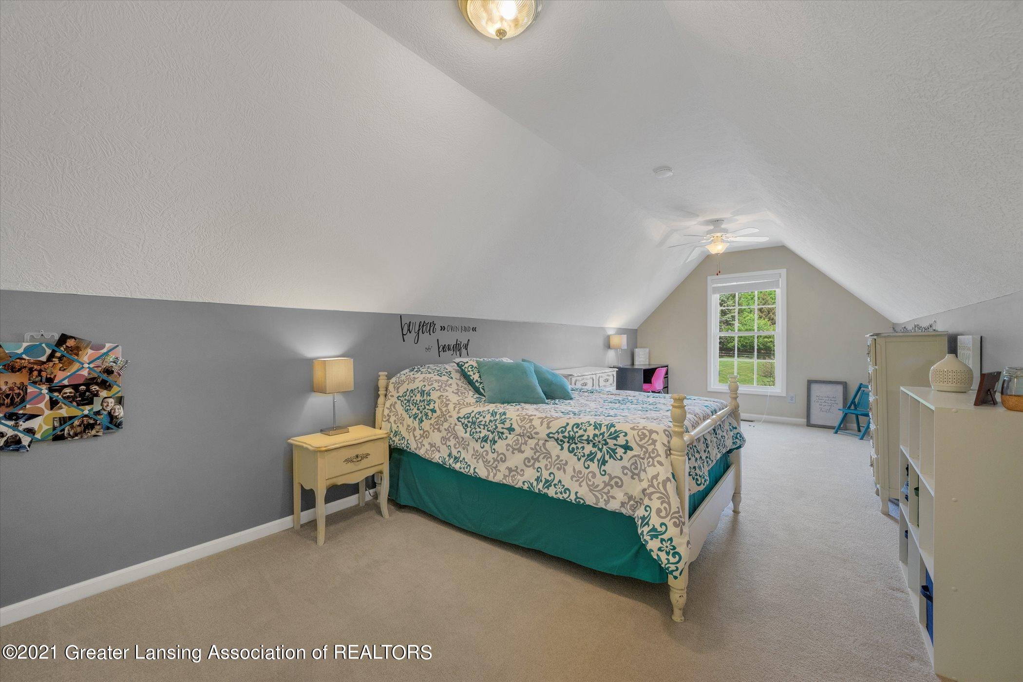 6542 White Clover Dr - UPPER LEVEL Bedroom 4 - 28