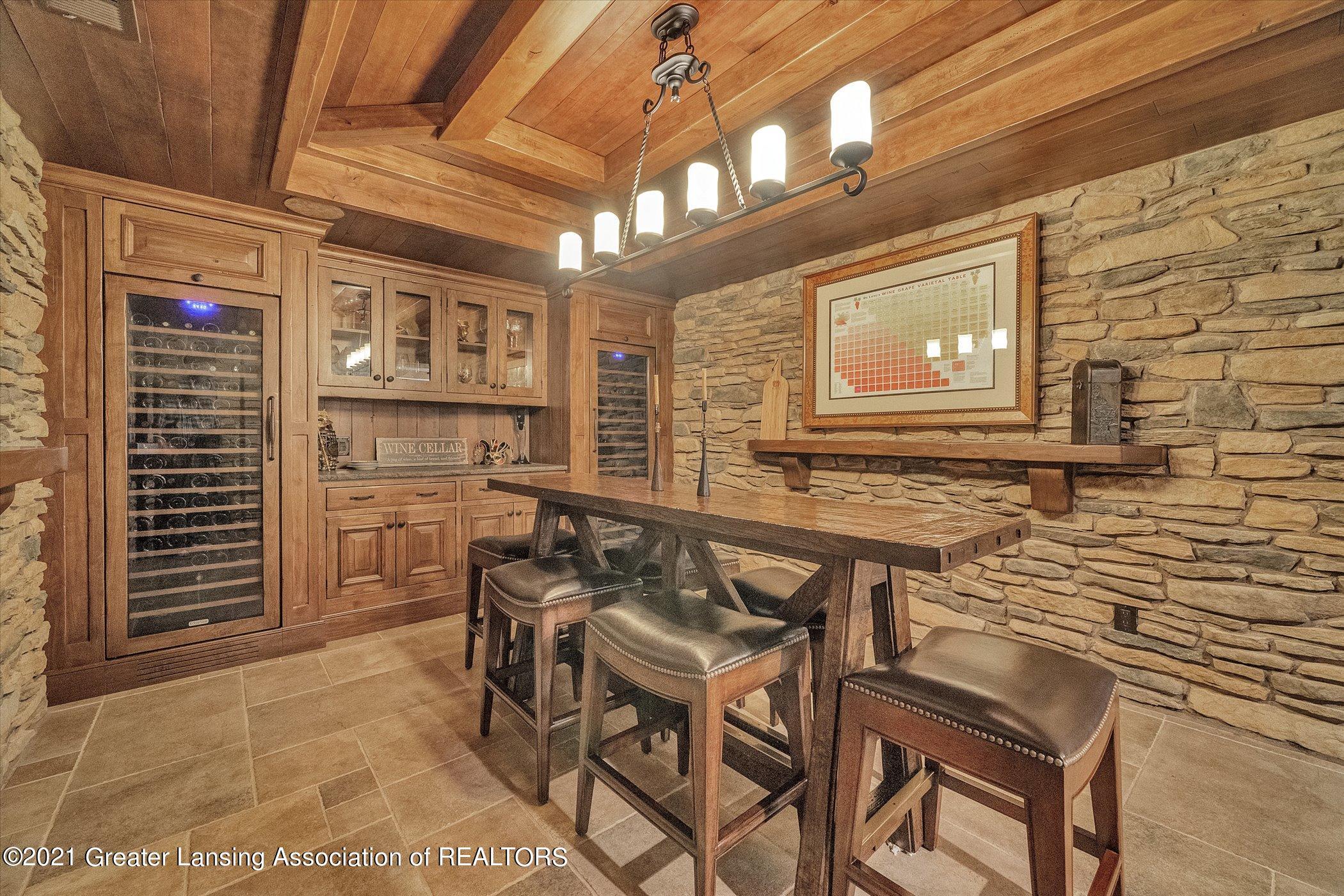 6330 Pine Hollow Dr - LOWER LEVEL Wine Cellar - 43