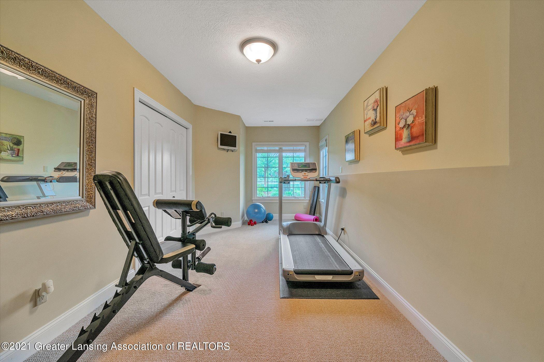 6330 Pine Hollow Dr - LOWER LEVEL Exercise Room - 45