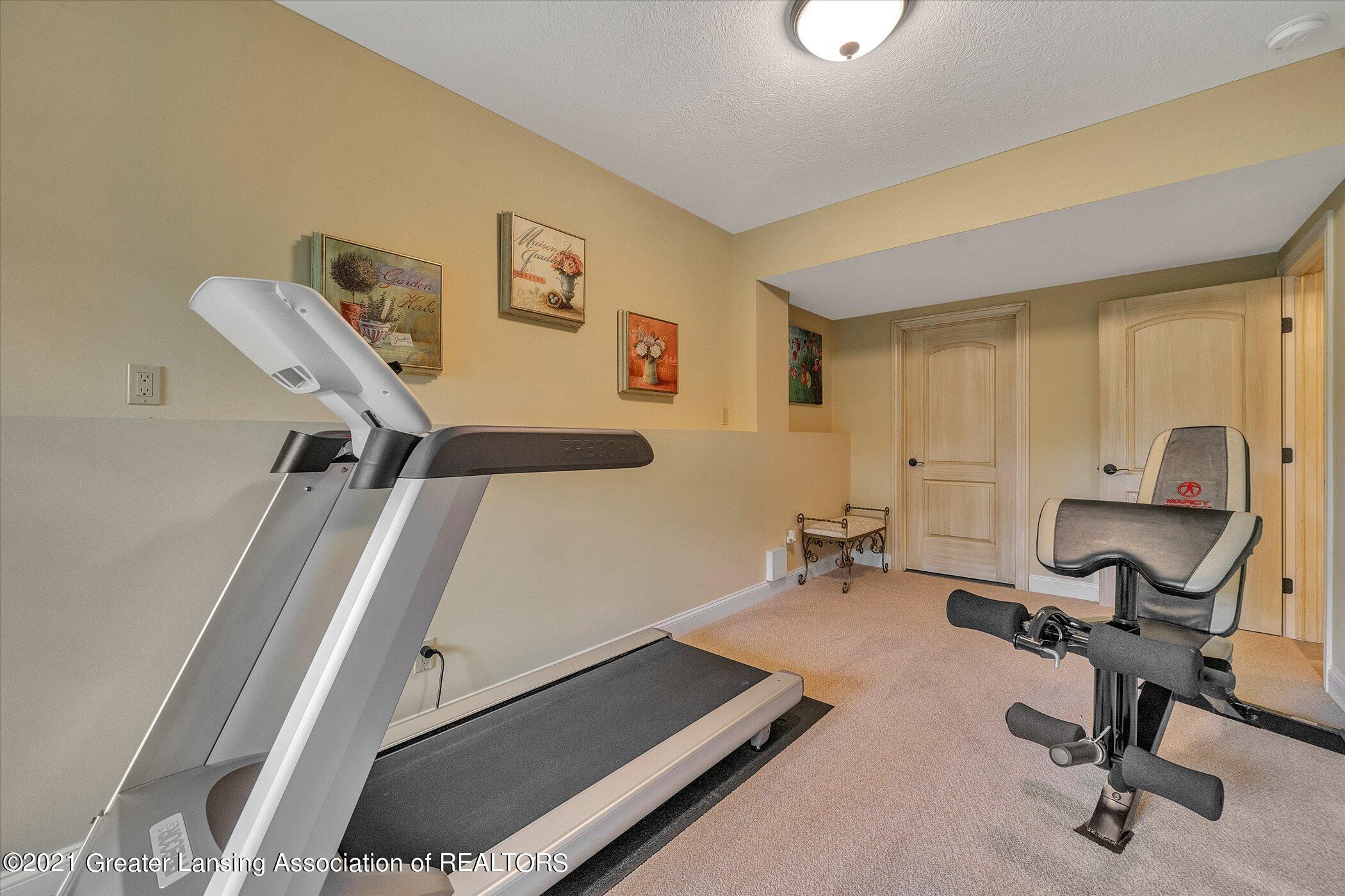 6330 Pine Hollow Dr - LOWER LEVEL Exercise Room - 46