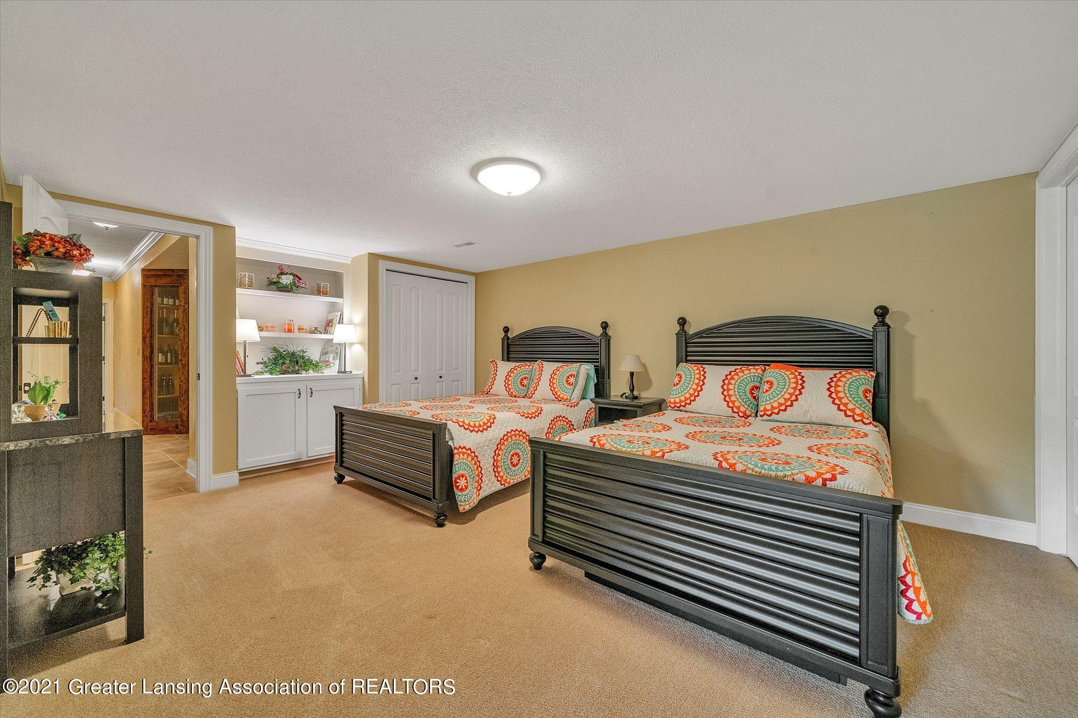 6330 Pine Hollow Dr - LOWER LEVEL Bedroom 4 - 52