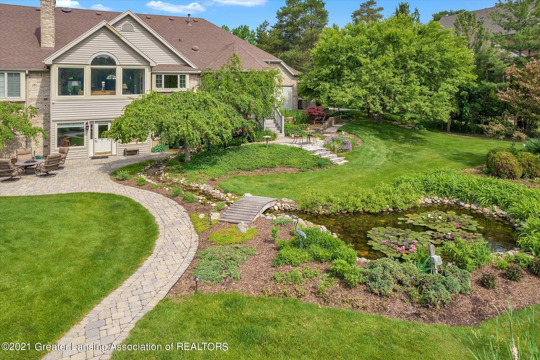 6330 Pine Hollow Dr - EXTERIOR Backyard Water Feature - 63