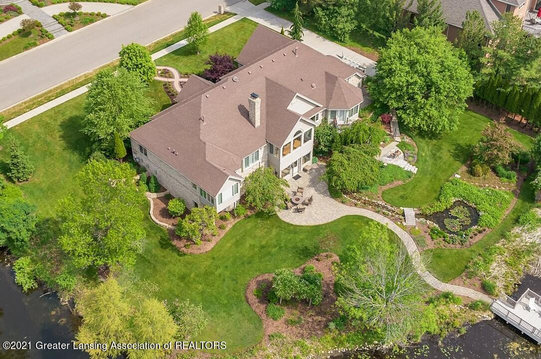 6330 Pine Hollow Dr - EXTERIOR Aerial View - 64