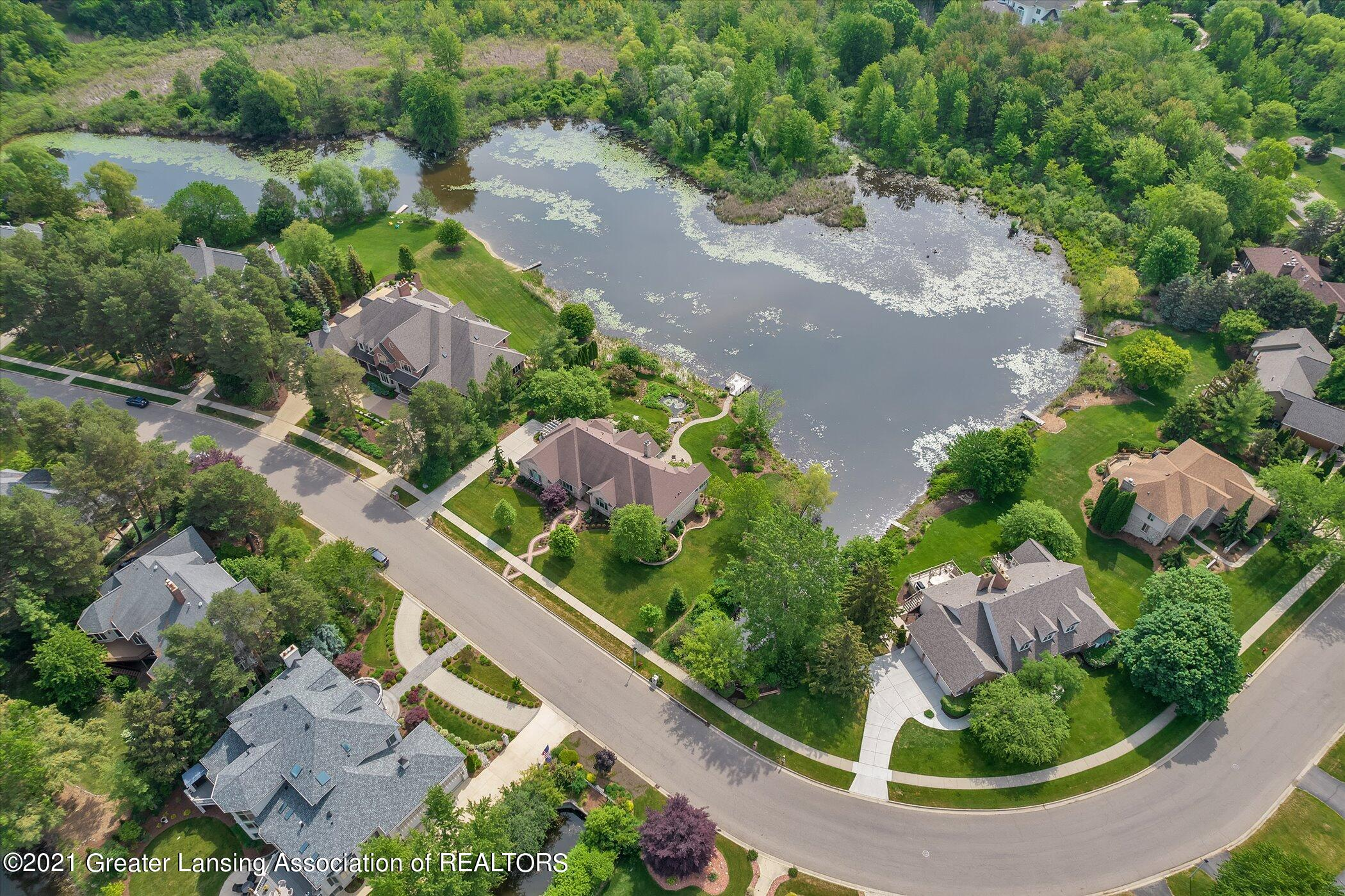 6330 Pine Hollow Dr - EXTERIOR Aerial View - 65