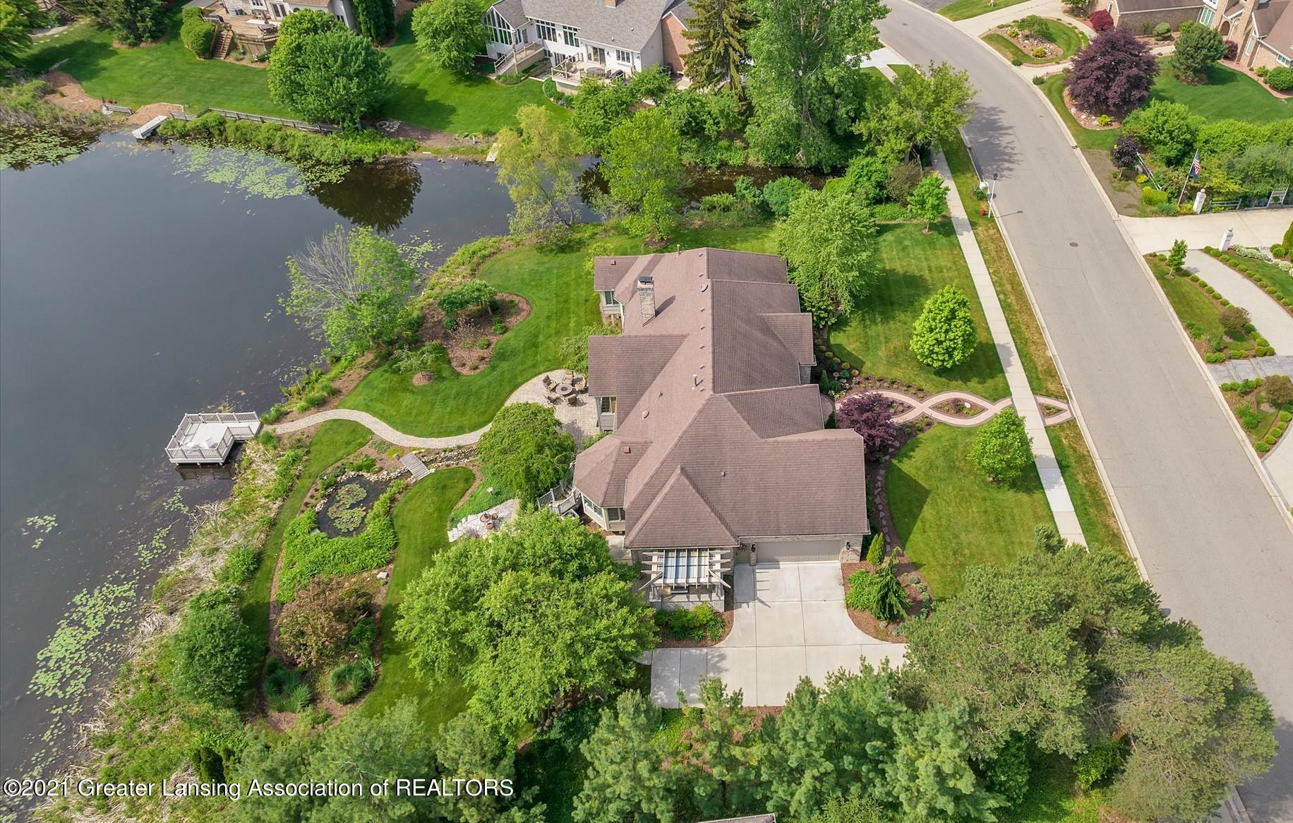 6330 Pine Hollow Dr - EXTERIOR Aerial View - 67