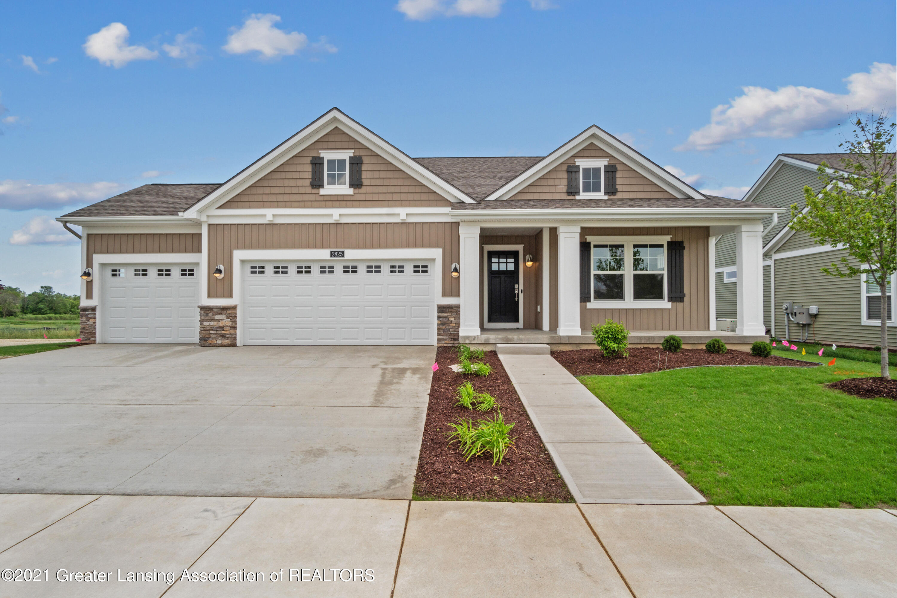 2825 Ballybunion Dr - Front View - 1