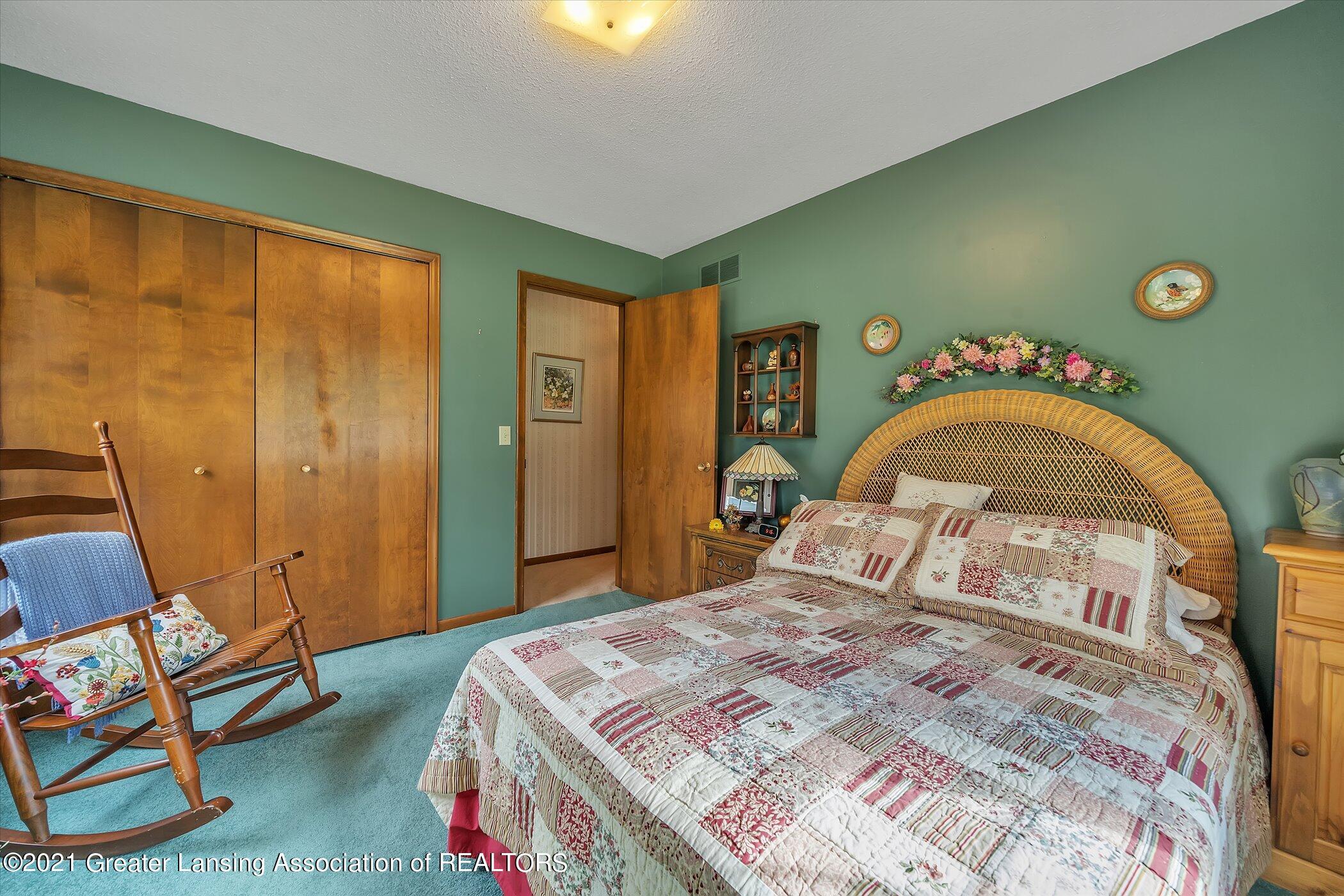 5556 Wood Valley Dr - (15) MAIN FLOOR  Bedroom 2 - 15