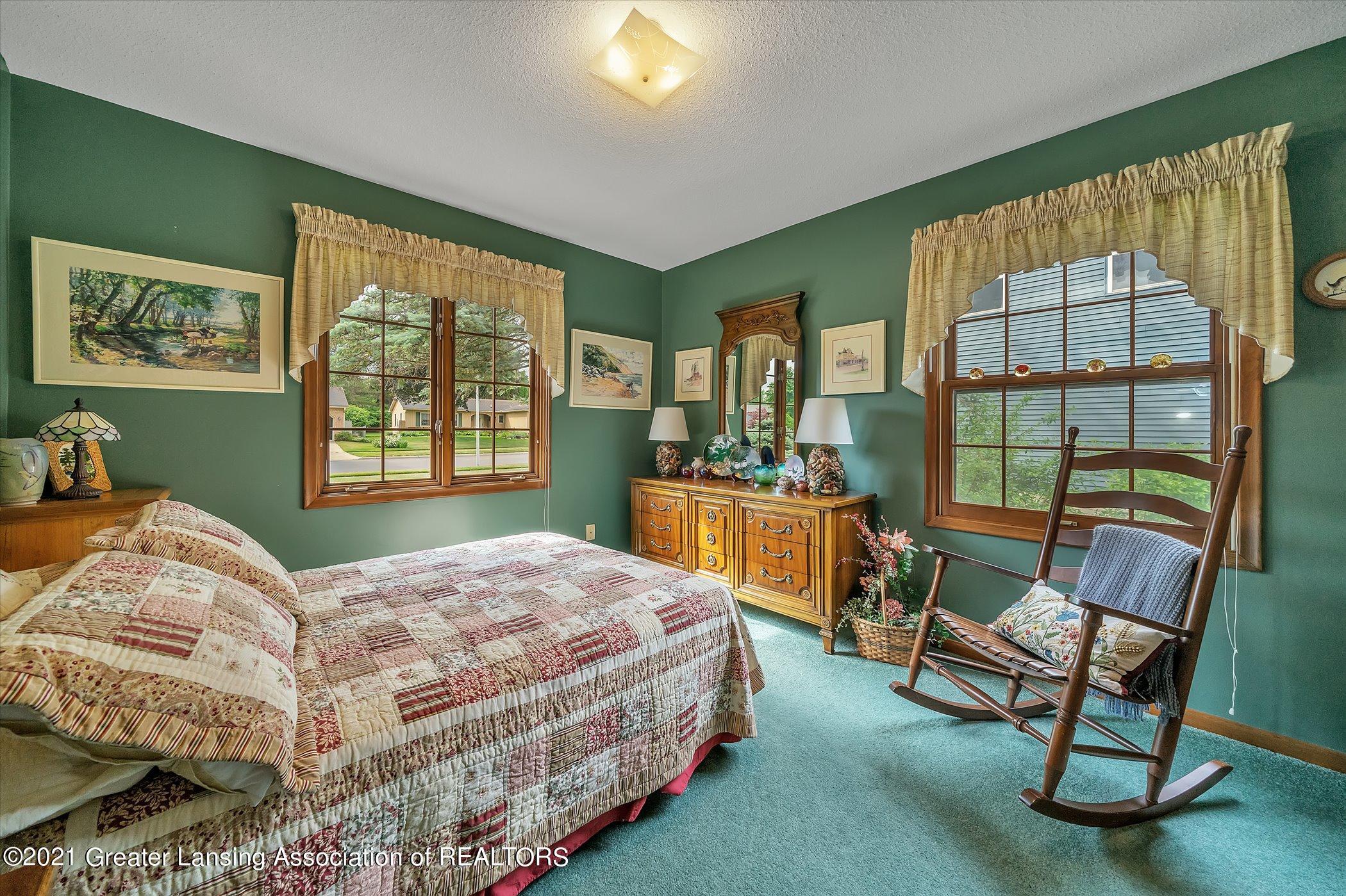 5556 Wood Valley Dr - (16) MAIN FLOOR  Bedroom 2 - 16