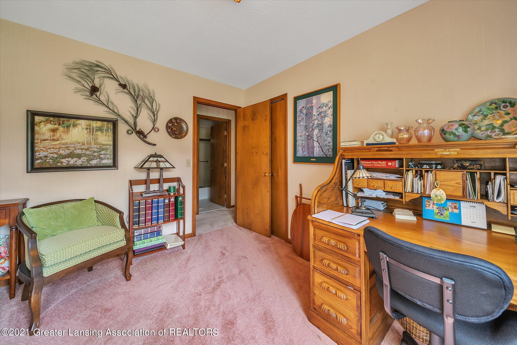 5556 Wood Valley Dr - (19) MAIN FLOOR  Bedroom 3 - 19