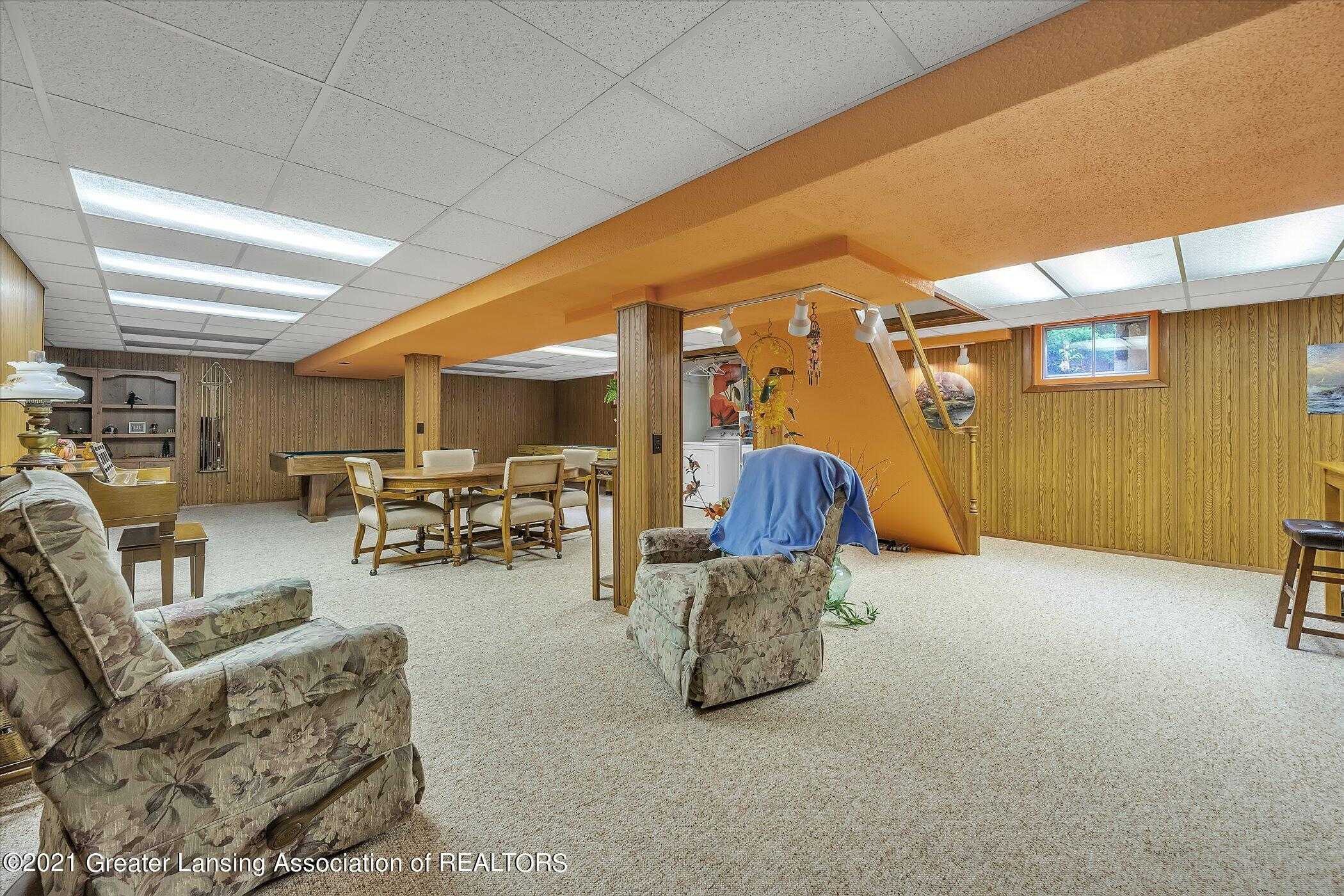 5556 Wood Valley Dr - (20) LOWER LEVEL Recreation Room - 20