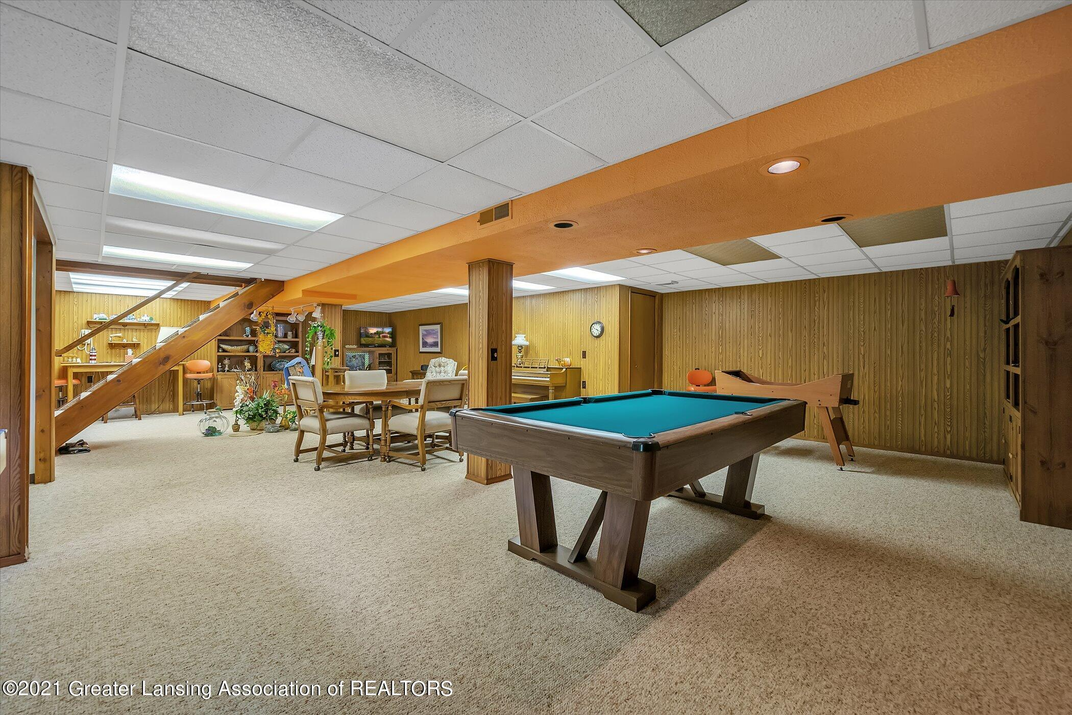 5556 Wood Valley Dr - (21) LOWER LEVEL Recreation Room - 21