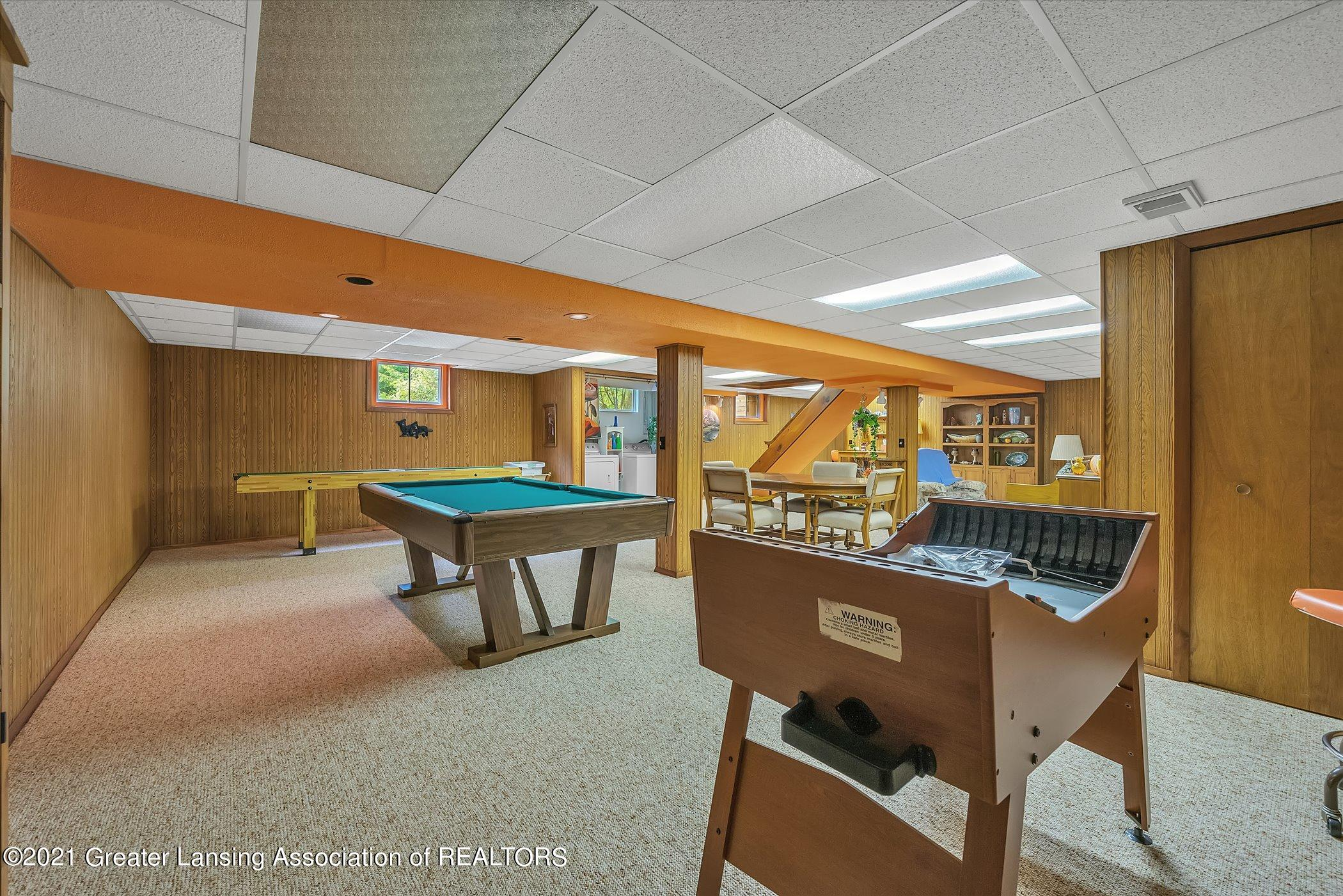 5556 Wood Valley Dr - (23) LOWER LEVEL Recreation Room - 23