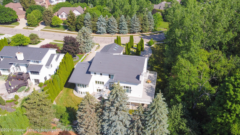 3615 Beech Tree Ln - Aerial View - 4