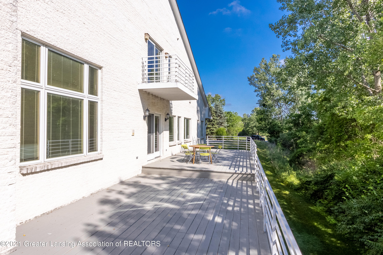 3615 Beech Tree Ln - Porch View - 15