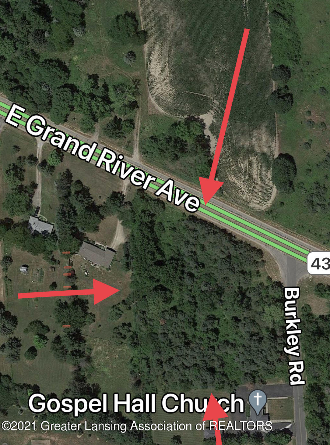 450 E Grand River Rd - Pic 1 - 1