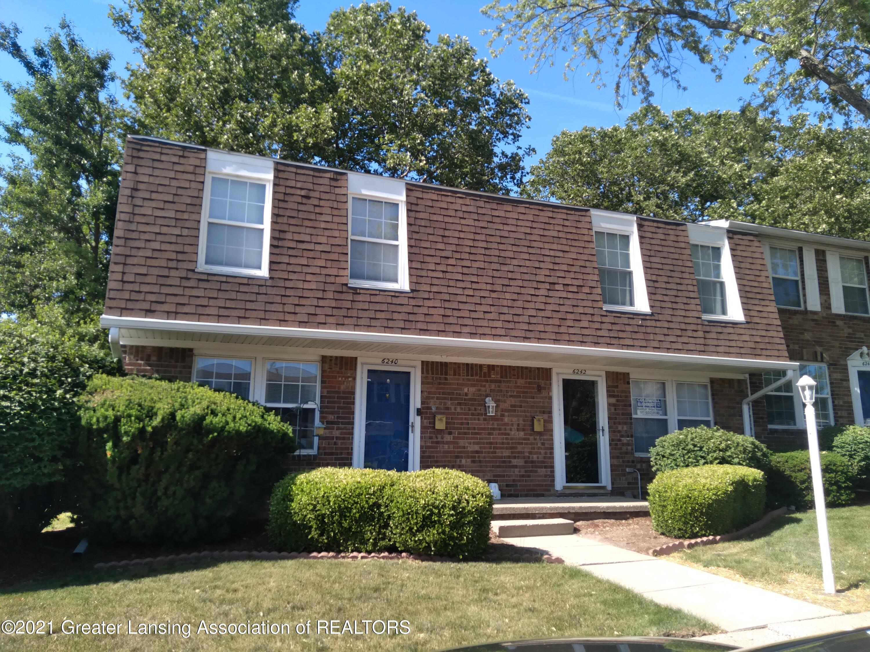6242 Beechfield Dr 102 - Exterior N elevetion - 1
