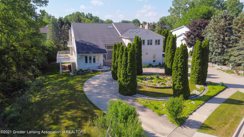 3615 Beech Tree Ln - Aerial View - 2