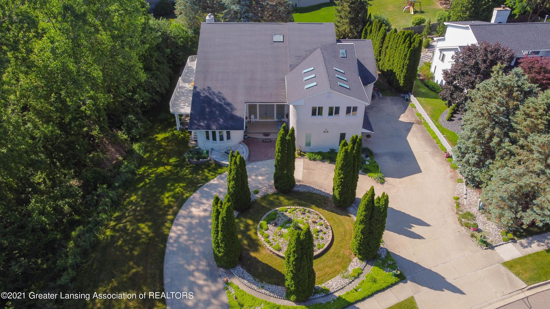 3615 Beech Tree Ln - Aerial View - 1