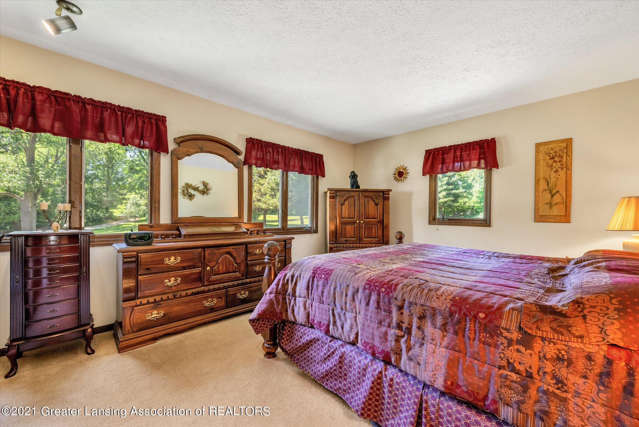 7851 S Cochran Rd - (23) MAIN FLOOR Bedroom 1 - 23