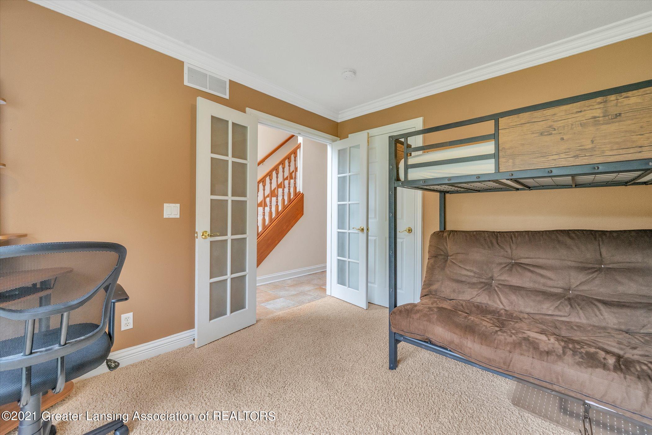 8100 Casandra Ln - MAIN FLOOR Bedroom or Office - 20