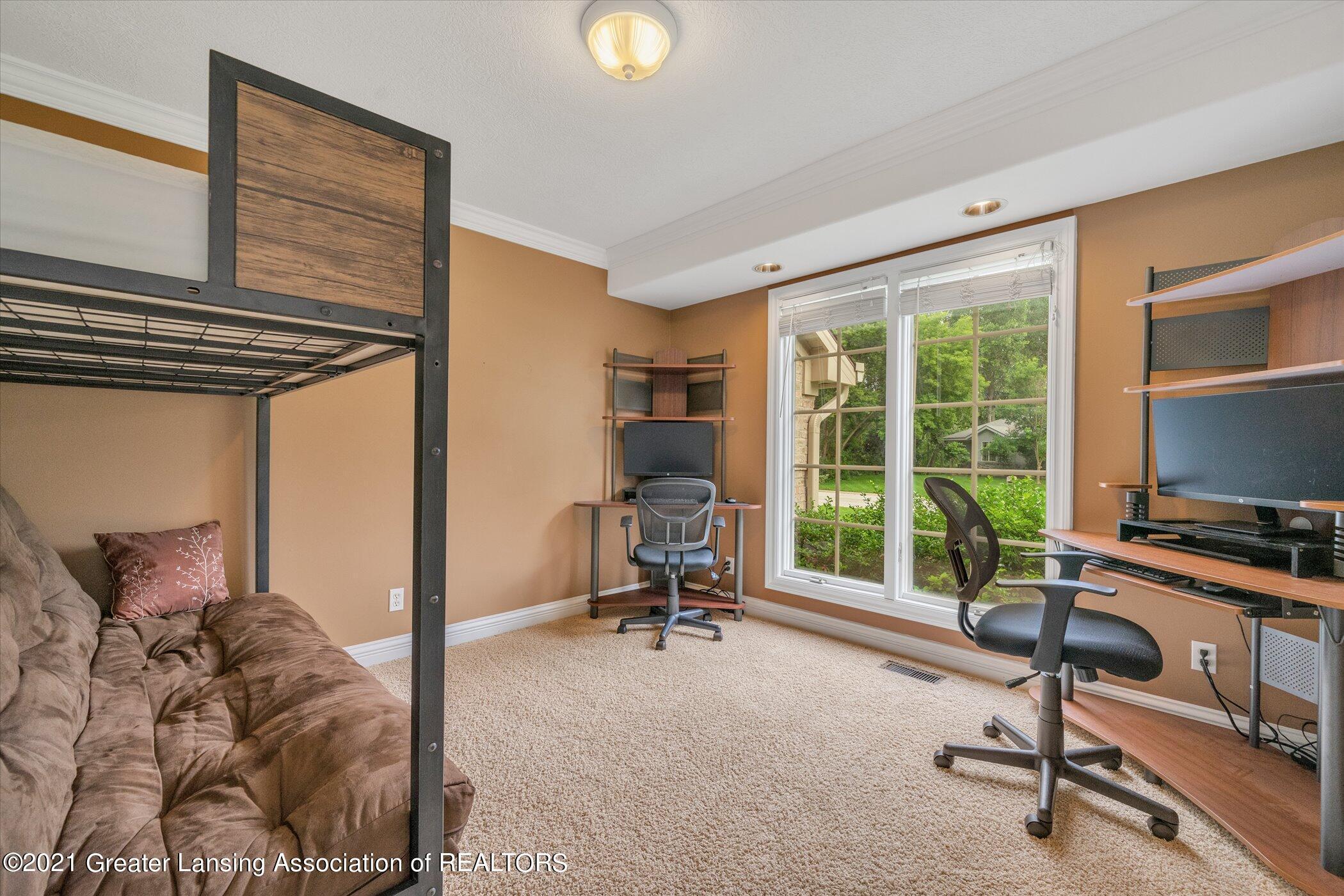 8100 Casandra Ln - MAIN FLOOR Bedroom or Office - 21