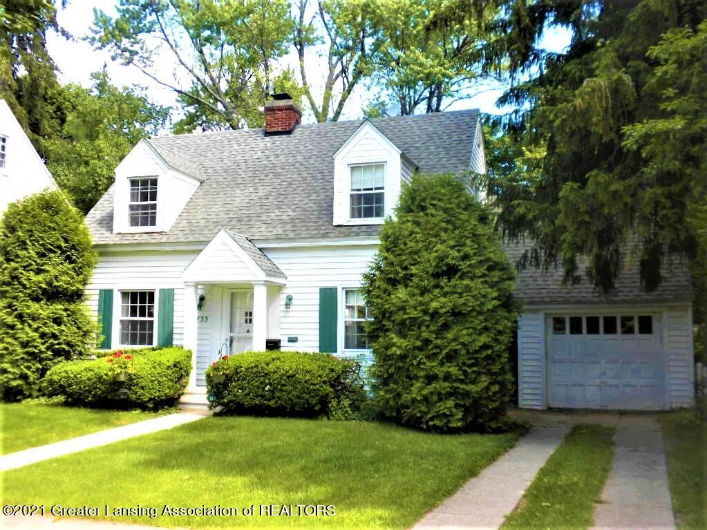 735 Linden St - Front of House - 1