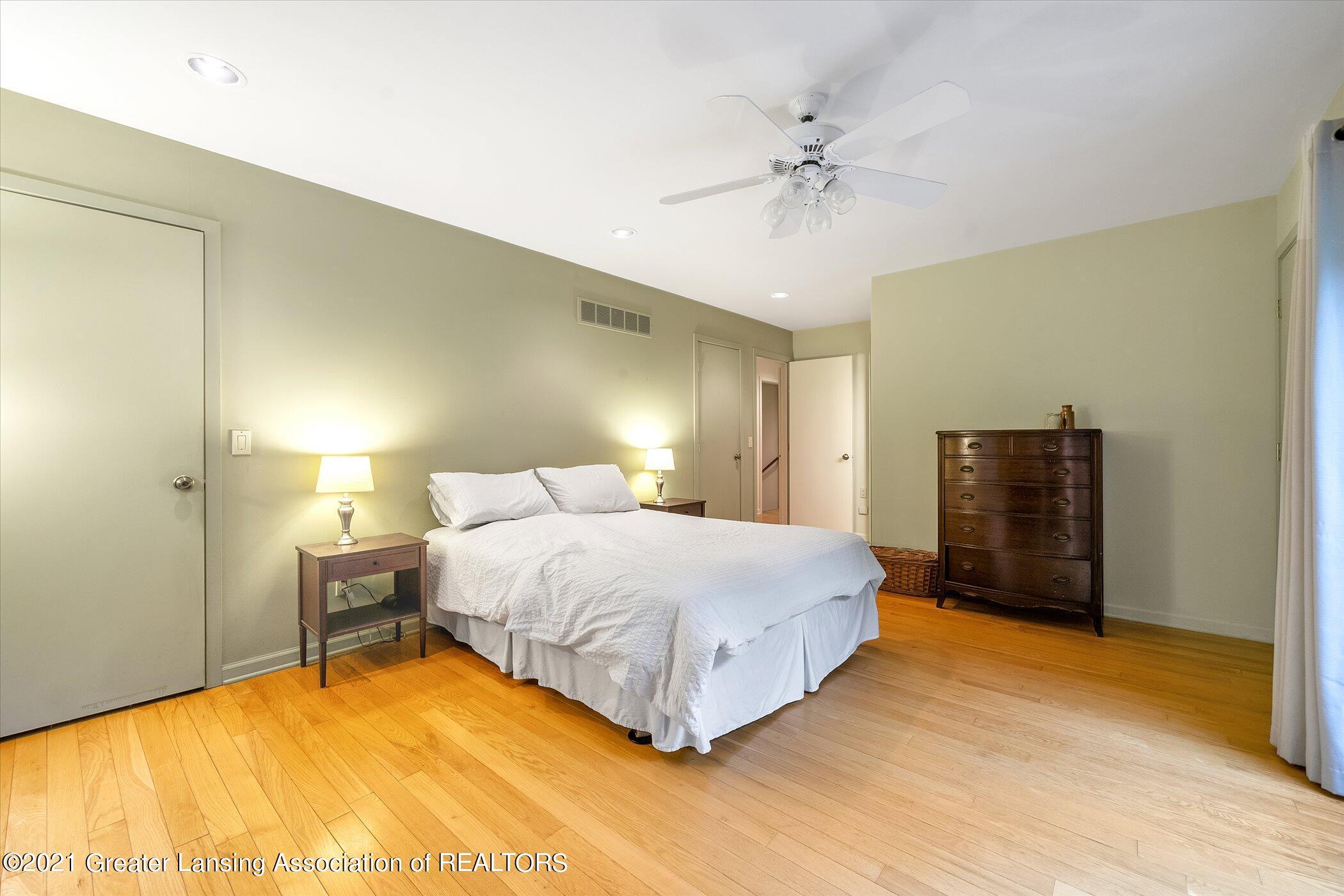 442 Shoesmith Rd - (19) MAIN FLOOR Primary Bedroom - 20