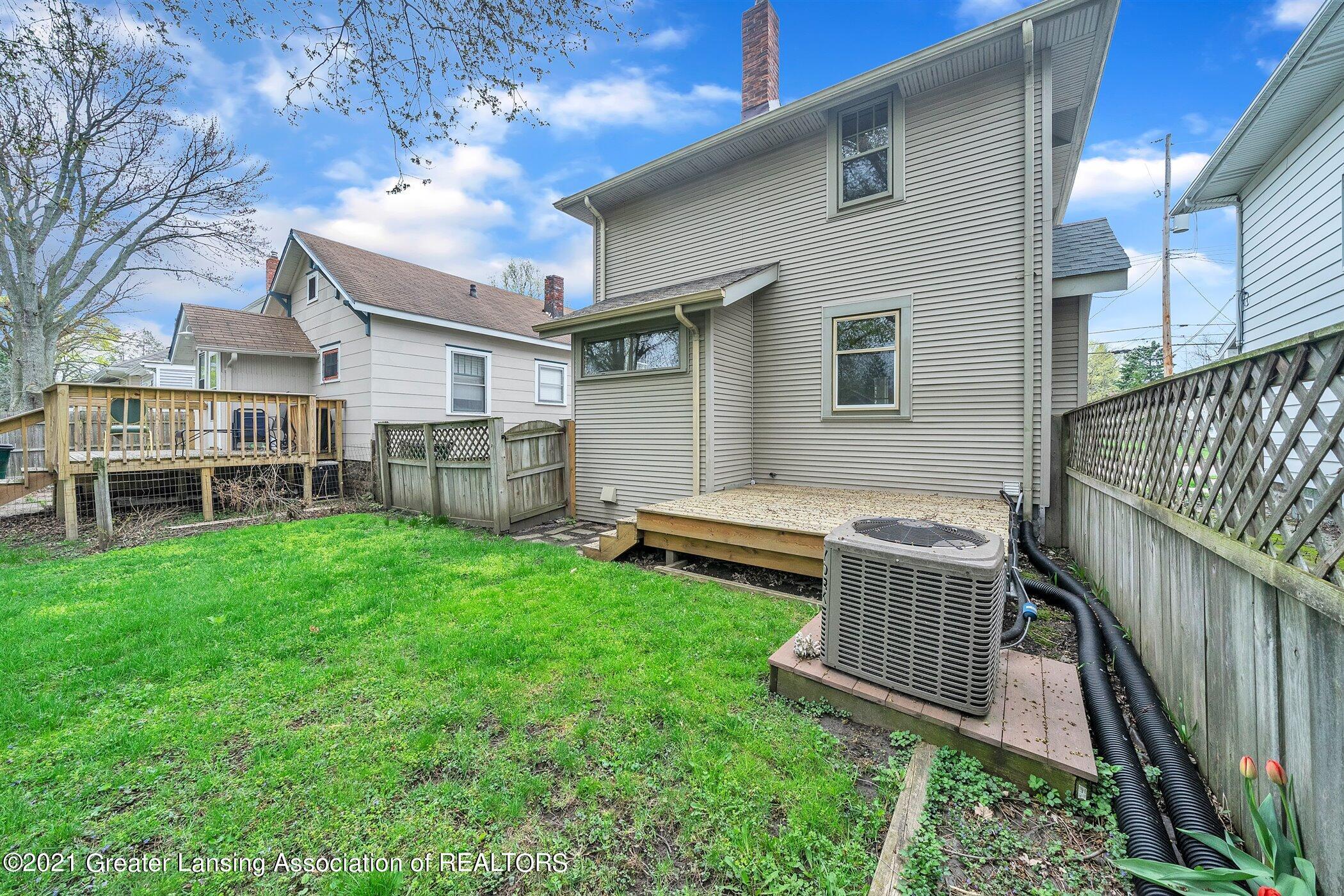 726 N Magnolia Ave - (27) EXTERIOR Backyard - 31